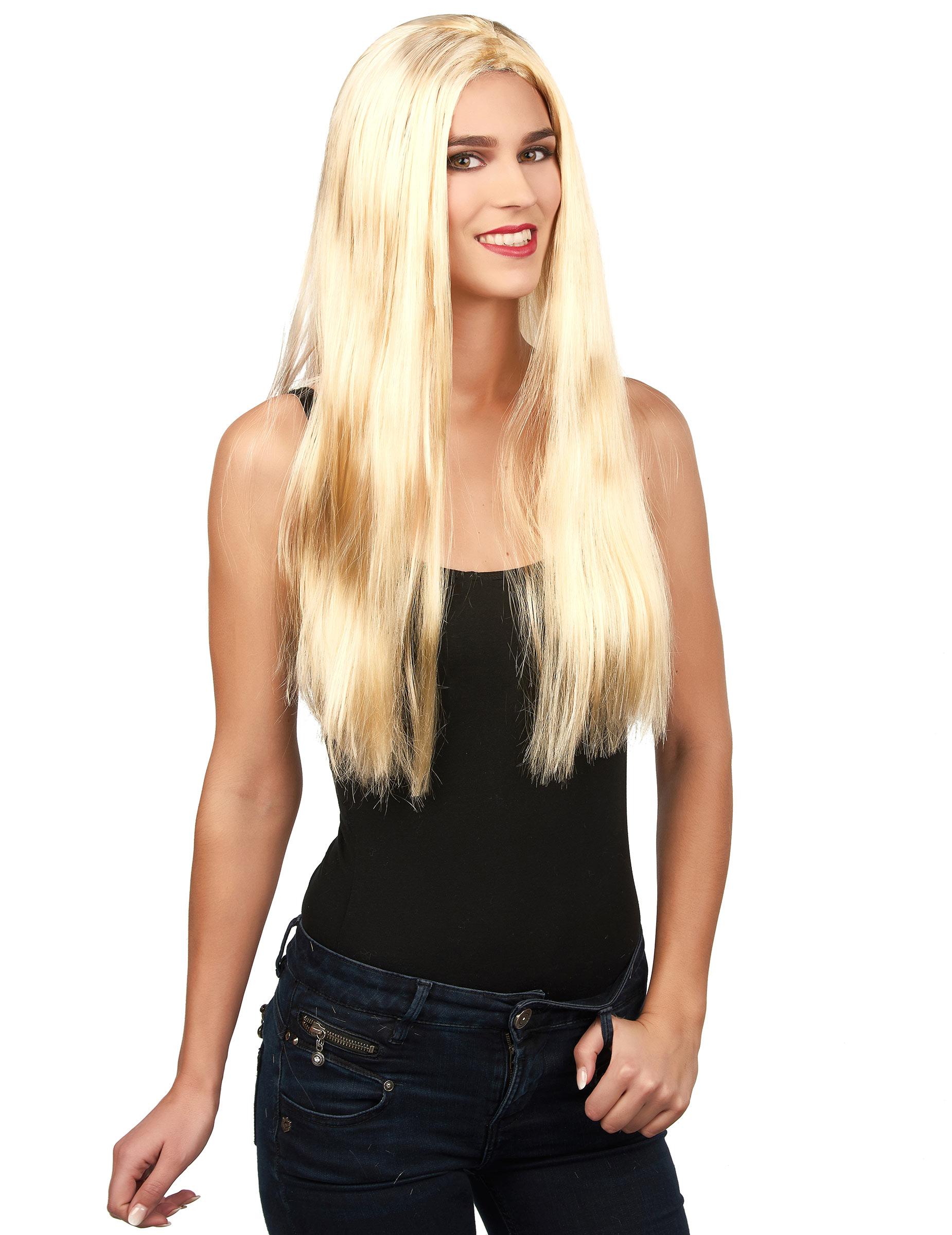 Halloween Blond Wig 54