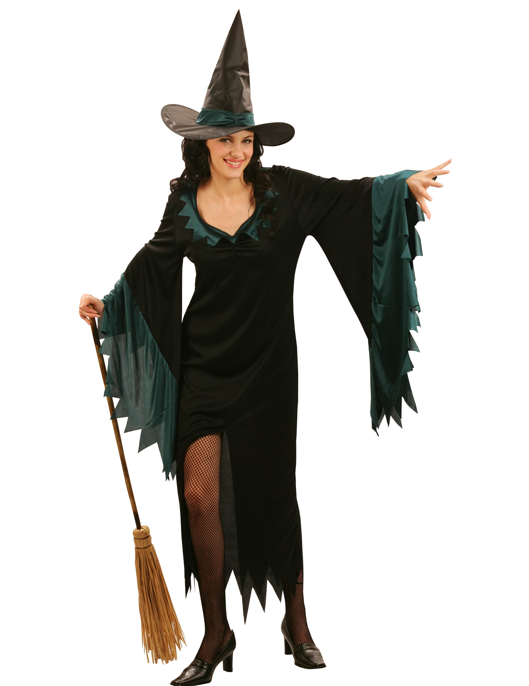 Halloween witch costume for women - Costume femme halloween ...