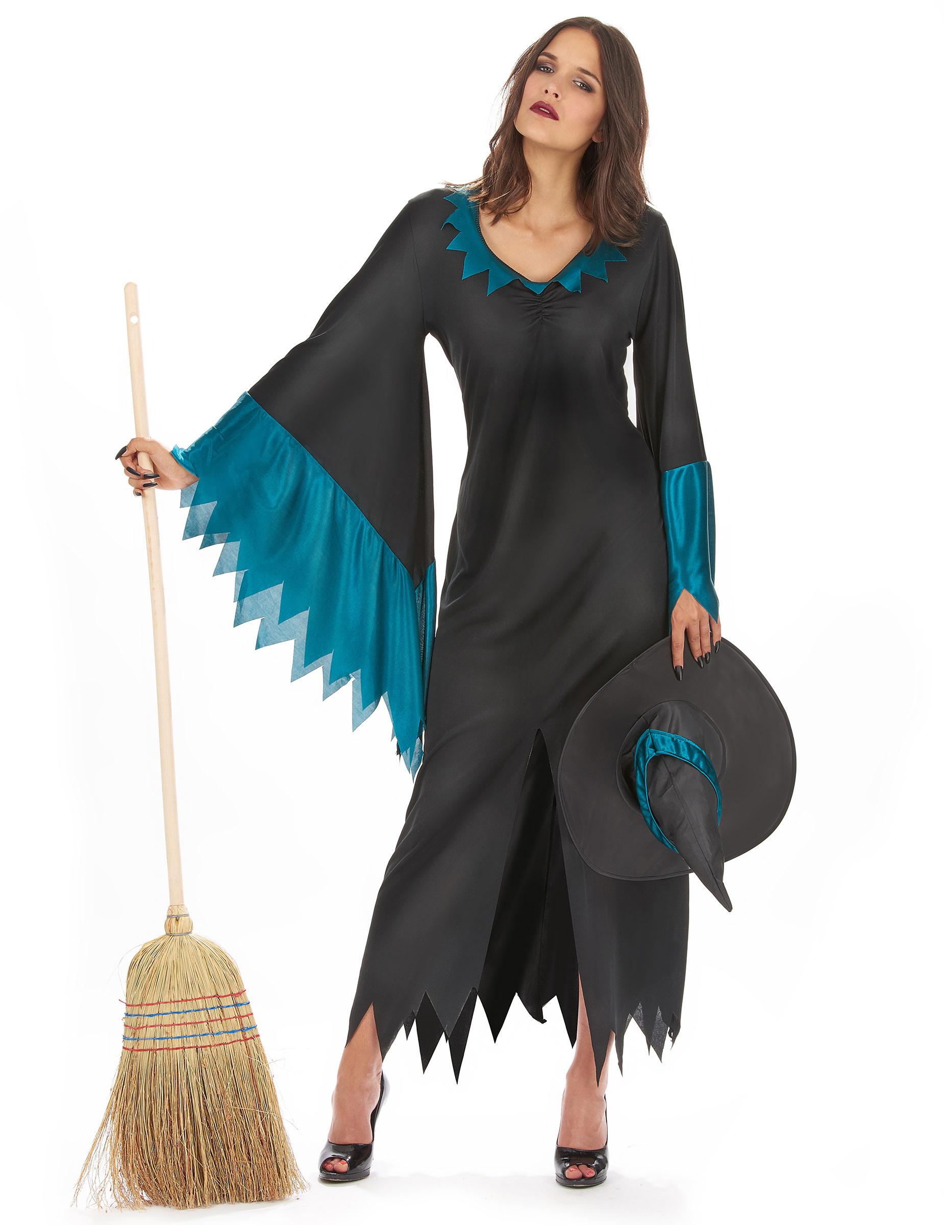 halloween hexen kost m f r damen kost me f r erwachsene. Black Bedroom Furniture Sets. Home Design Ideas