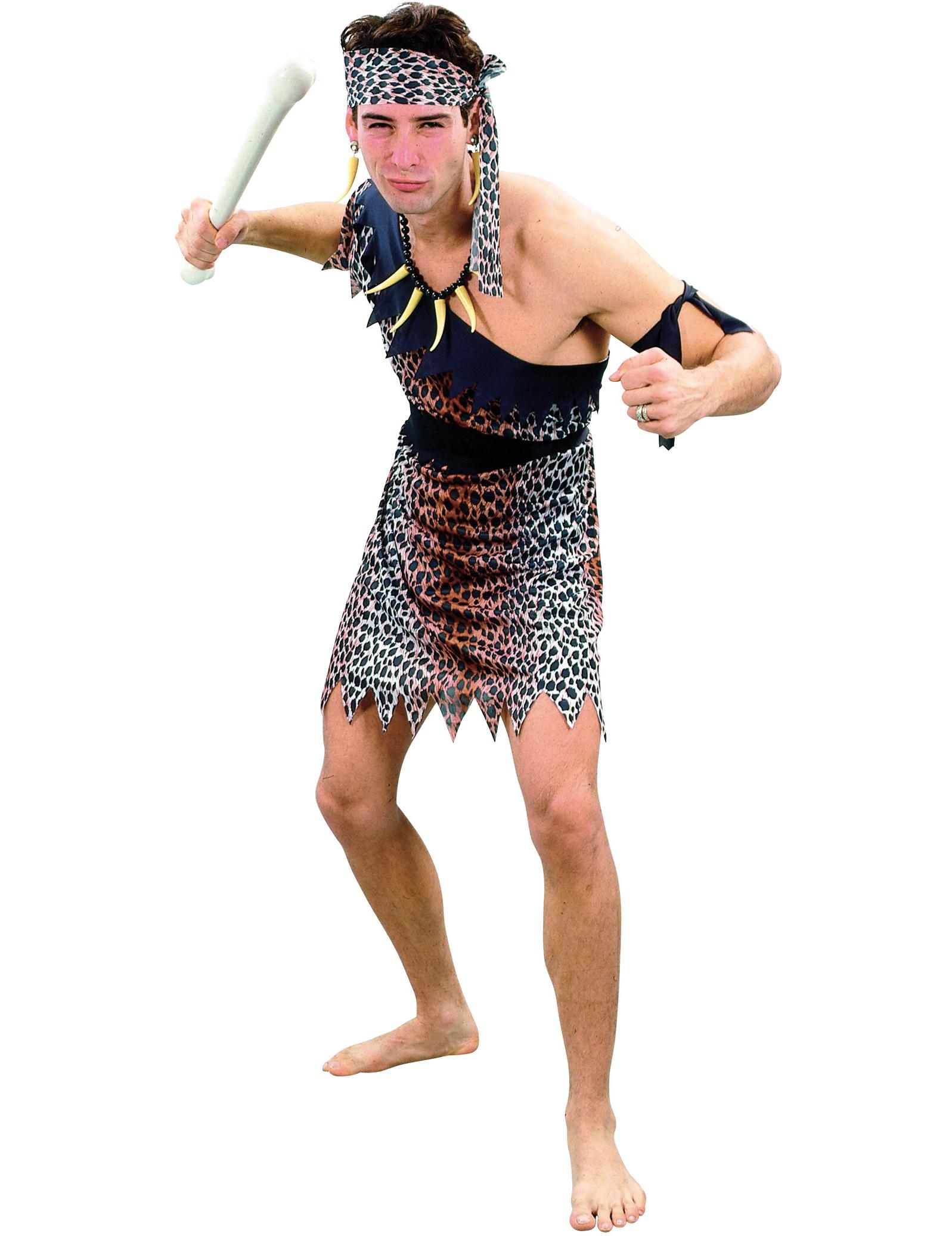 Caveman Costume Accessories : Caveman costume