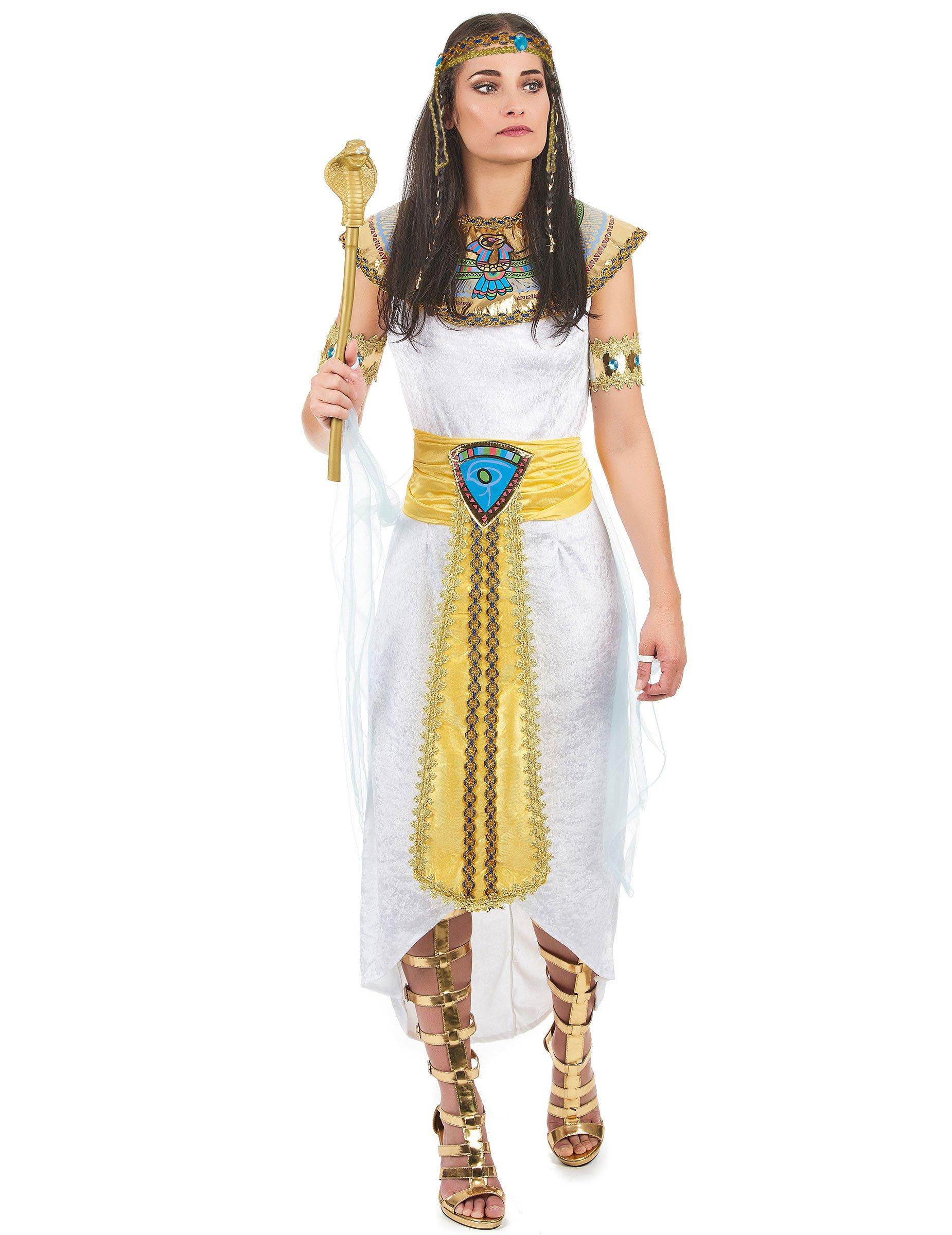 Home - Kostüme für Erwachsene - Königin von Ägypten-Kostüm für ...