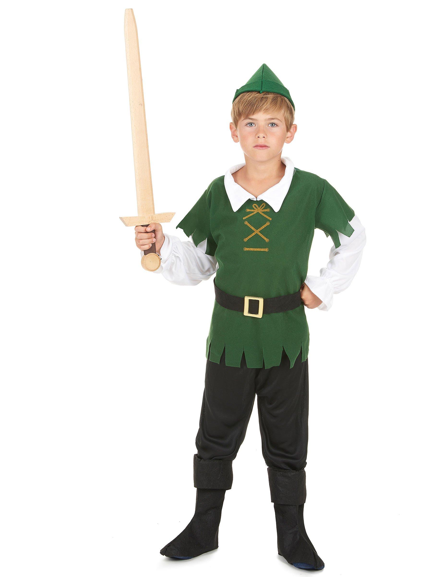 Deguisement robin des bois en # Déguisement Robin Des Bois Garçon