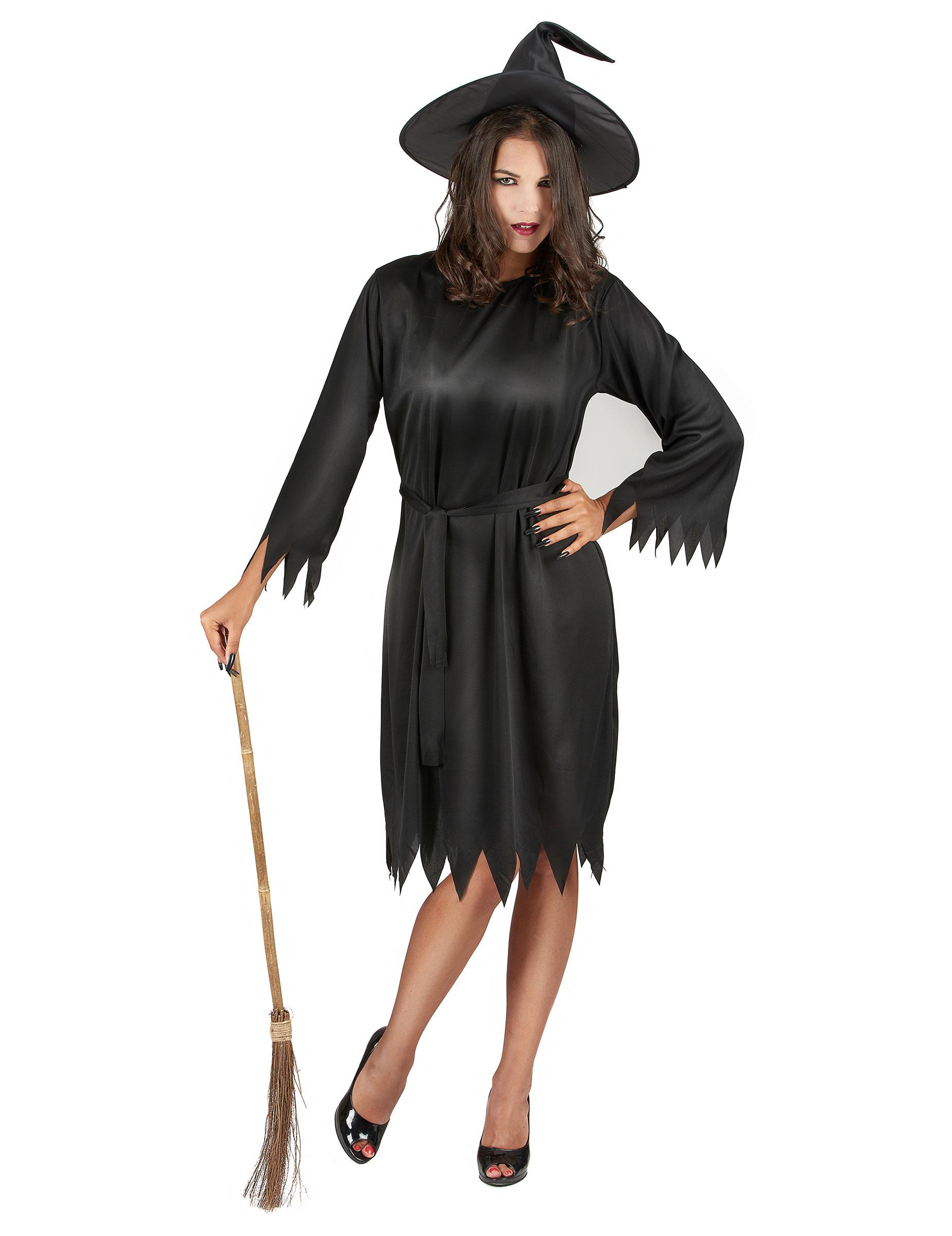 d guisement sorci re femme halloween deguise toi achat de d guisements adultes. Black Bedroom Furniture Sets. Home Design Ideas
