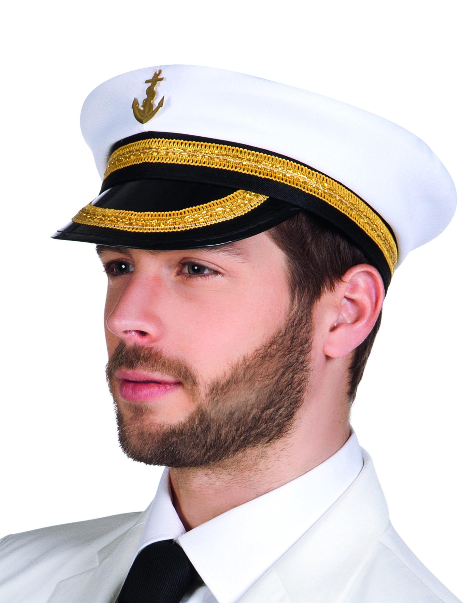 chapeau capitaine marin adulte deguise toi achat de chapeaux. Black Bedroom Furniture Sets. Home Design Ideas