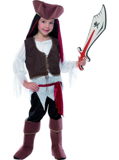 Como hacer un chaleco pirata para niño - Imagui