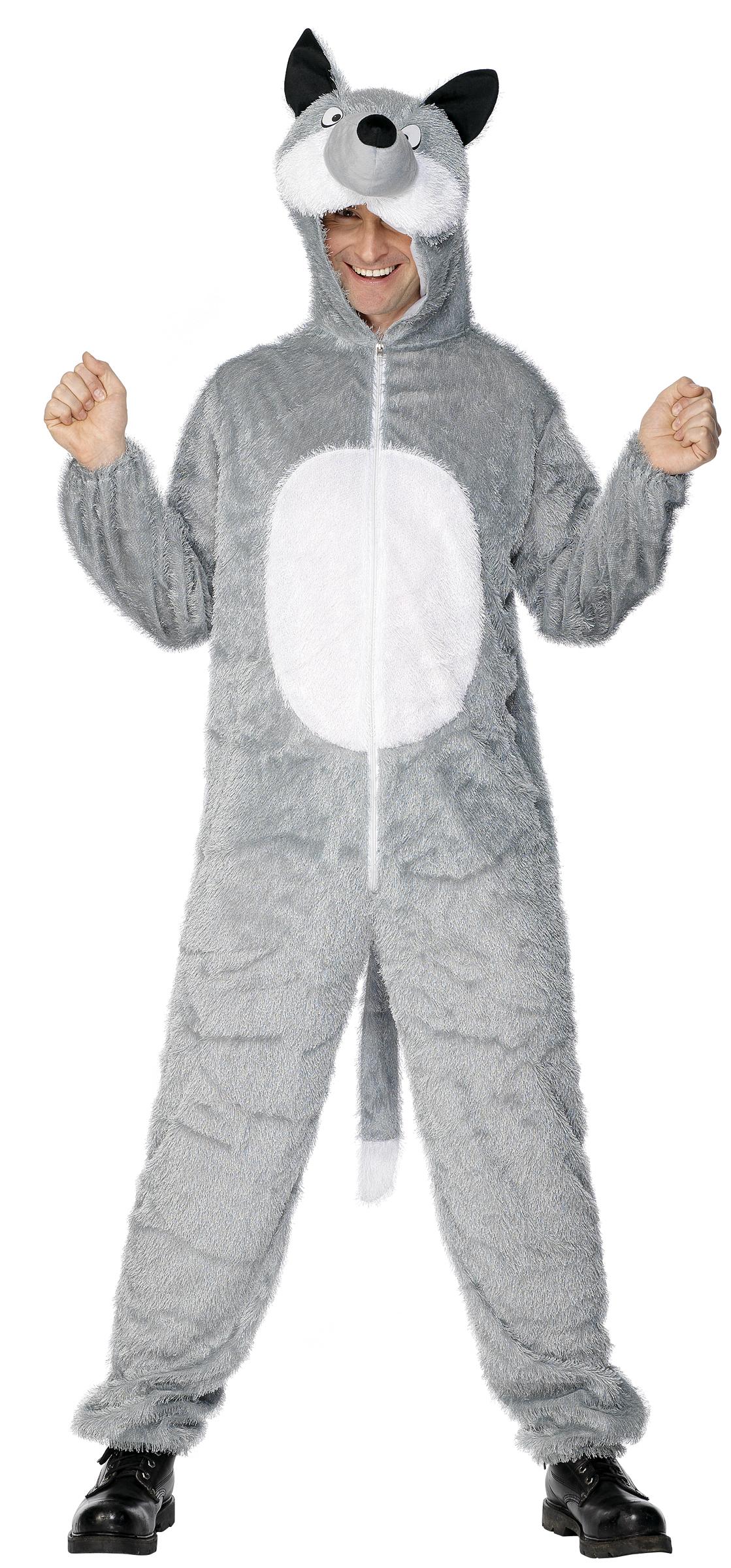déguisement adulte loup