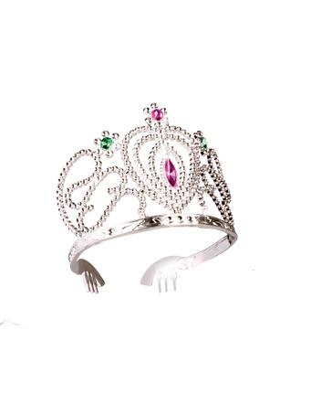 Diadème princesse accessoire déguisement