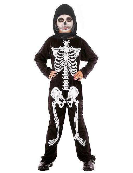 D guisement squelette gar on halloween achat de d guisements enfants sur vegaoopro grossiste - Deguisement halloween enfant garcon ...