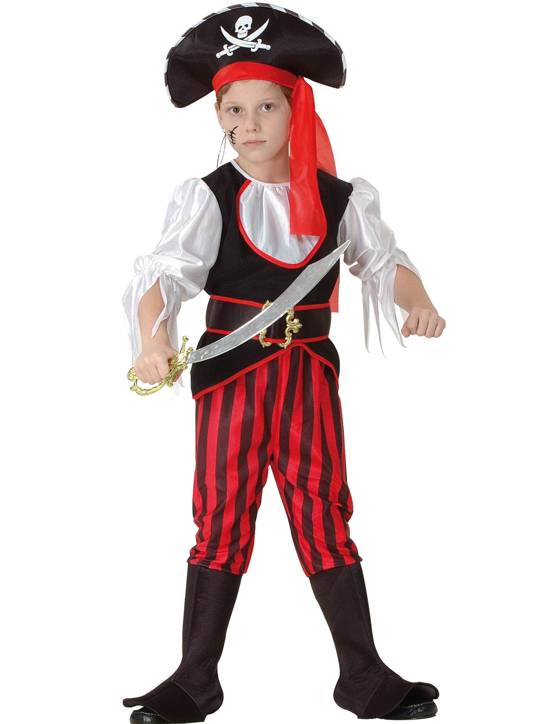 deguisement pirate enfant