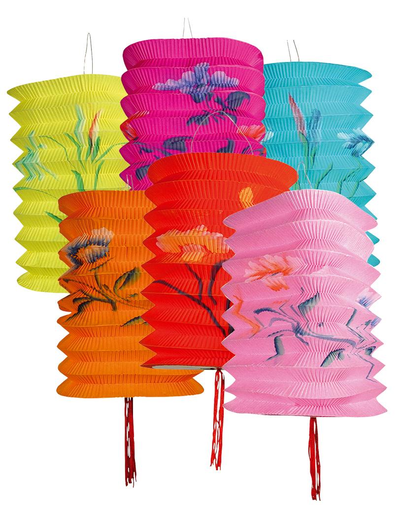 lot de 12 lampions chinois deguise toi achat de decoration animation. Black Bedroom Furniture Sets. Home Design Ideas