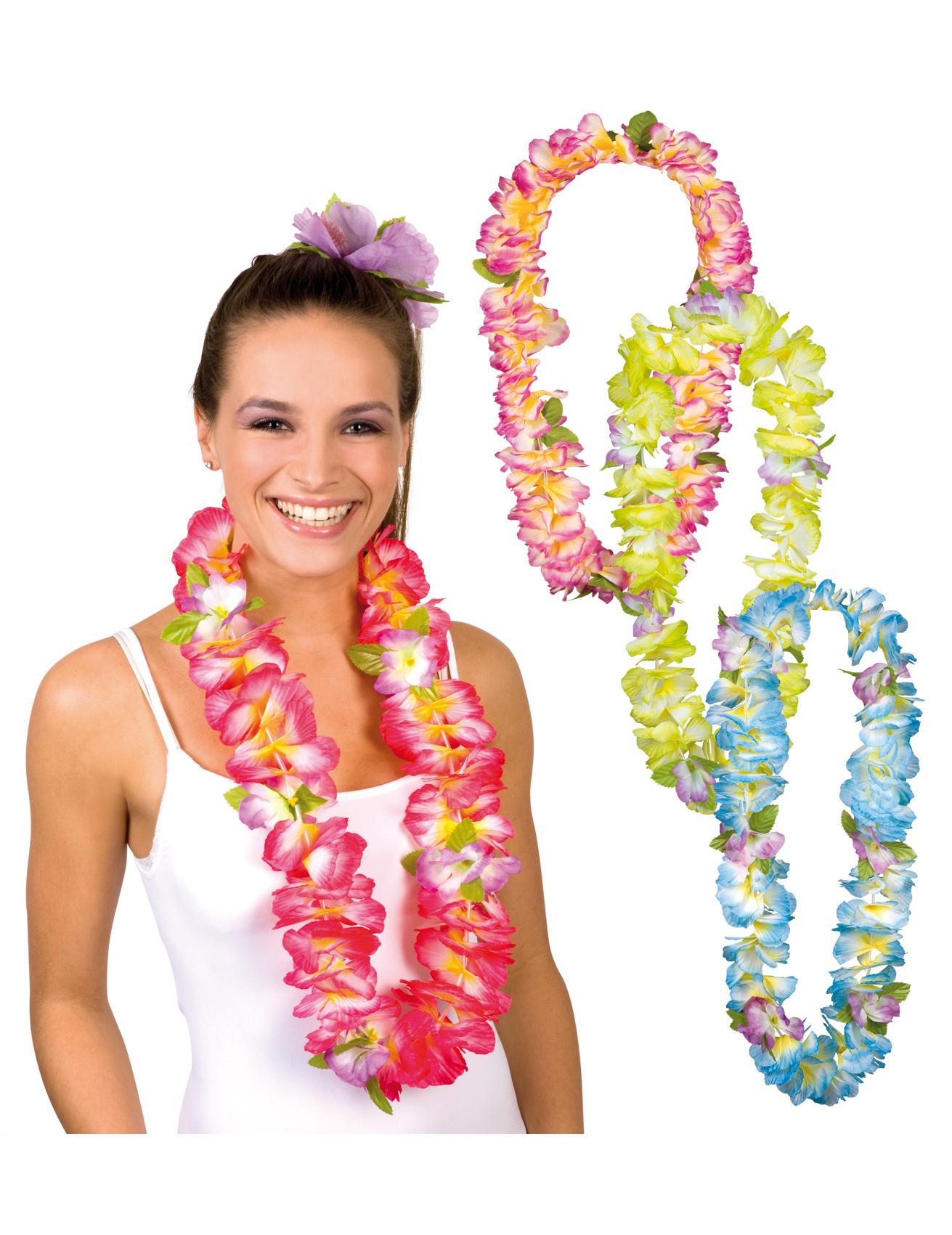Collier hawa de fleurs achat de accessoires sur for Achat de fleurs