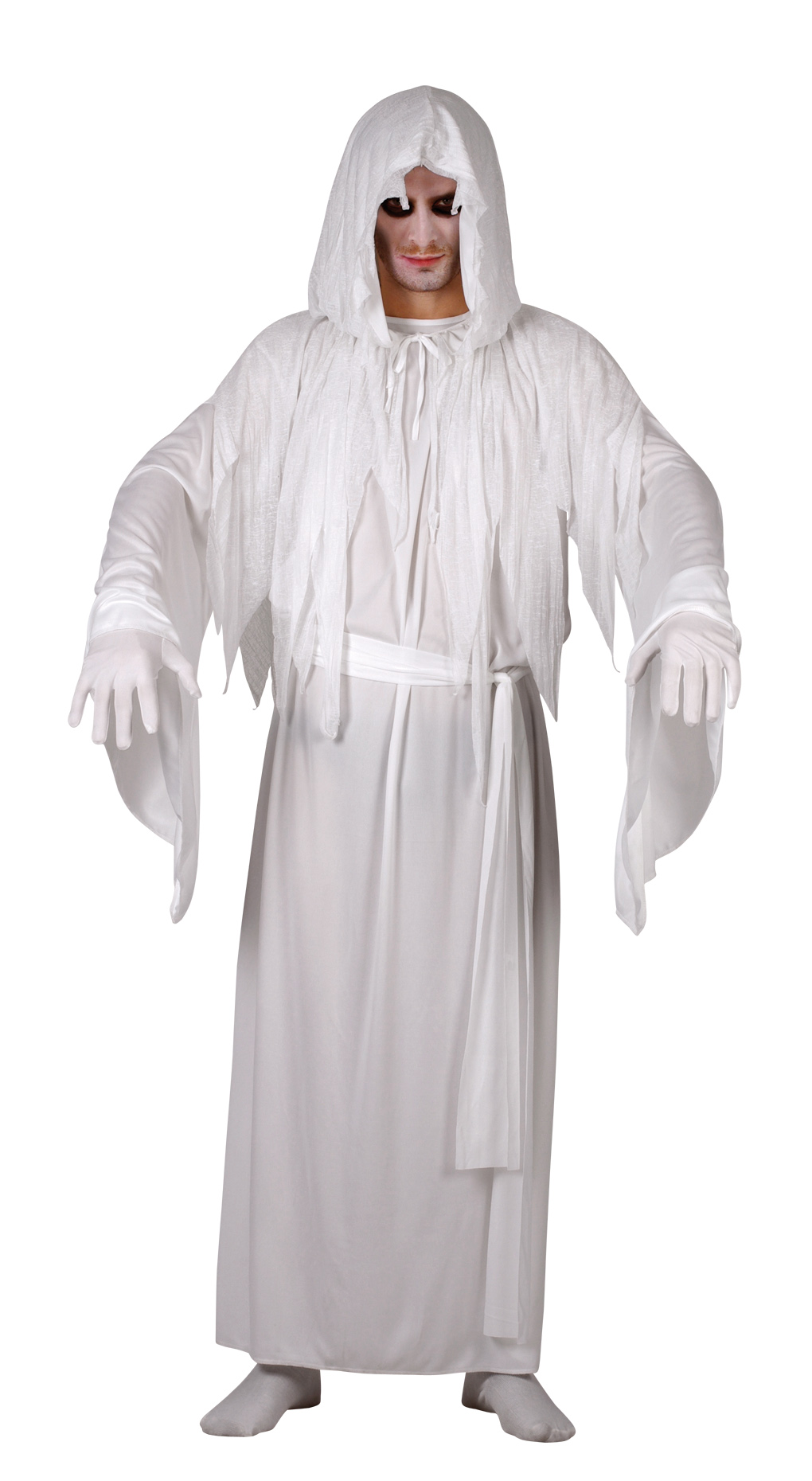 halloween ghost costume for men adults costumes and fancy dress costumes vegaoo. Black Bedroom Furniture Sets. Home Design Ideas