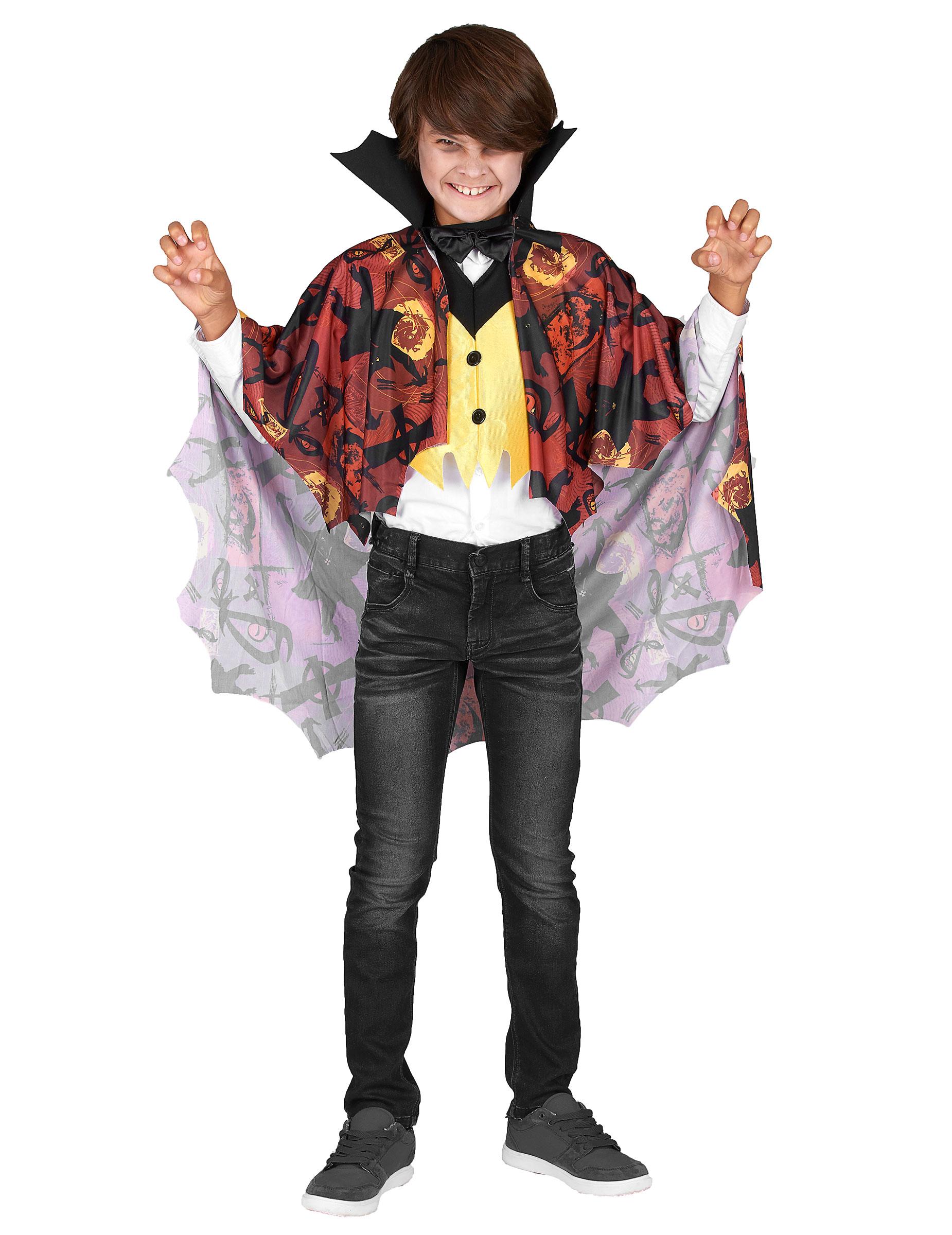 d guisement vampire gar on halloween deguise toi achat de d guisements enfants. Black Bedroom Furniture Sets. Home Design Ideas