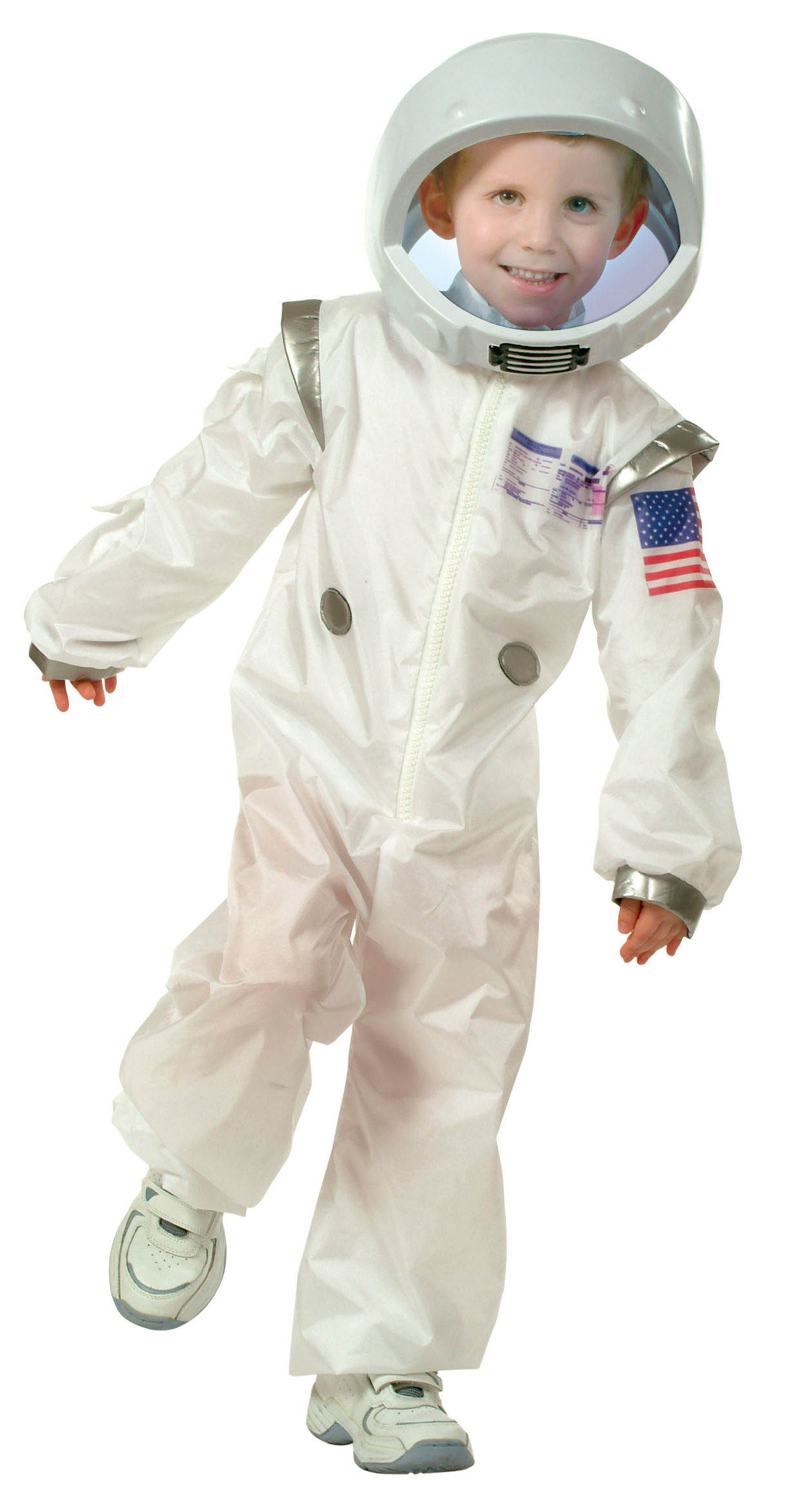 Find astronaut costumes for Halloween at great prices in many sizes and styles. We have adult and kids astronaut costumes as well as a space helmet and boots.