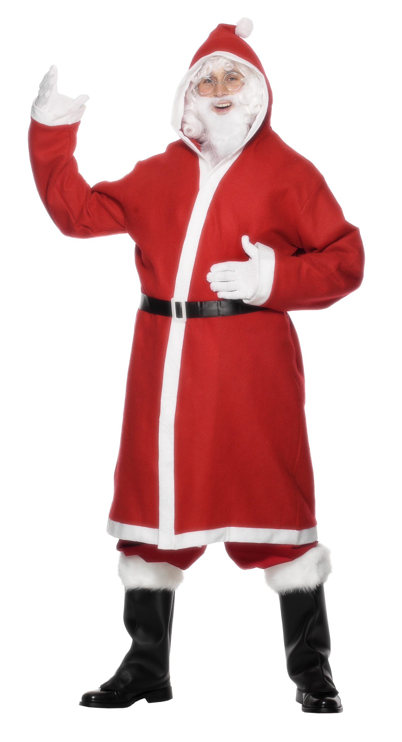 inflatable santa costume for men adults costumes and. Black Bedroom Furniture Sets. Home Design Ideas