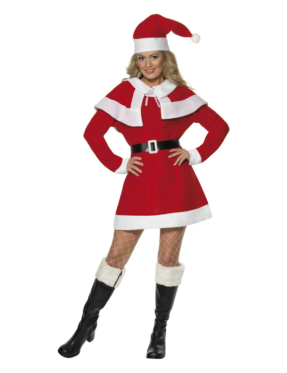 mother christmas costume for women adults costumes and fancy dress costumes vegaoo. Black Bedroom Furniture Sets. Home Design Ideas
