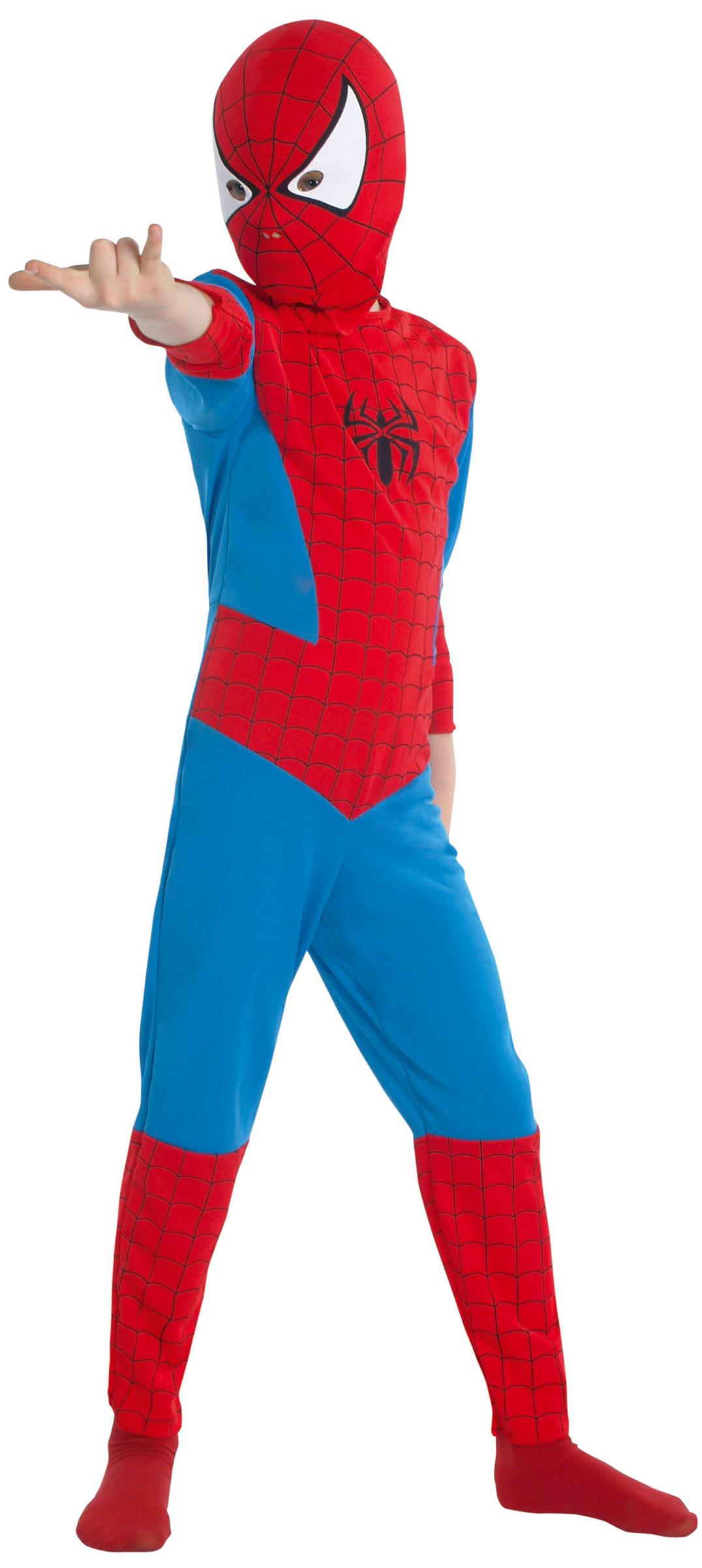 d guisement spiderman enfant deguise toi achat de d guisements enfants. Black Bedroom Furniture Sets. Home Design Ideas