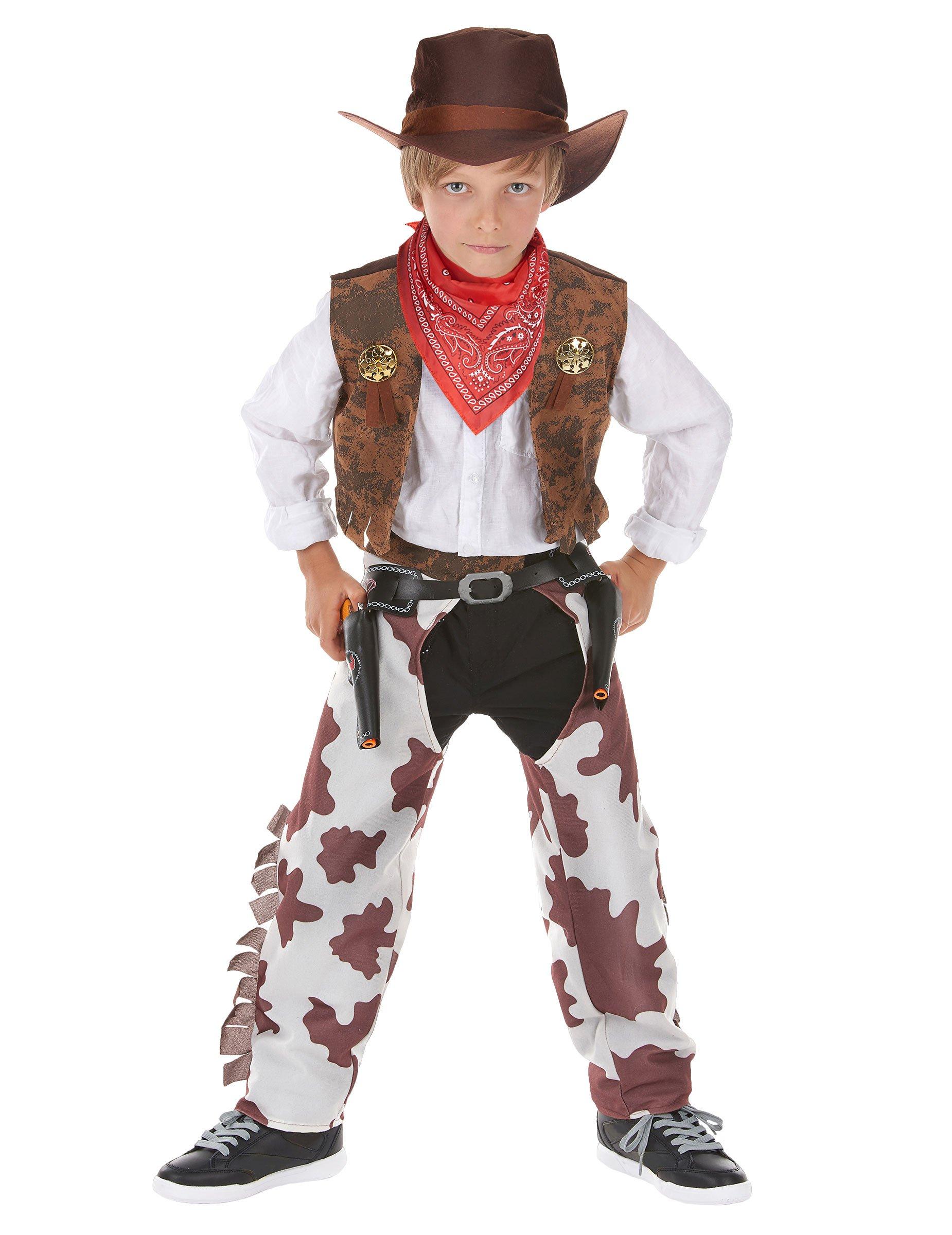 deguisement cowboy garcon
