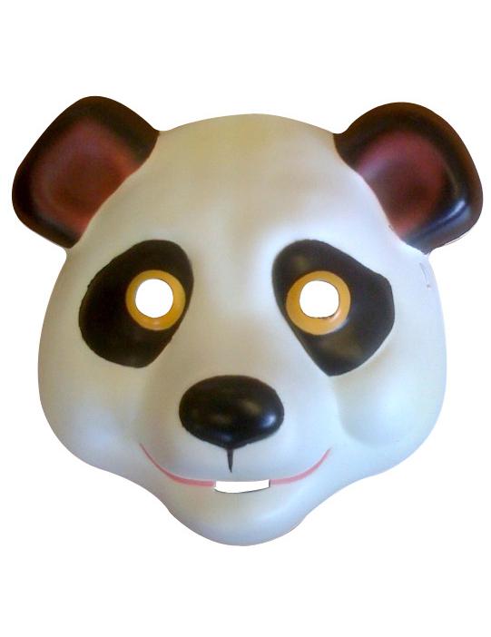 Máscara de oso panda para niño o niña : Vegaoo, compra de Máscaras