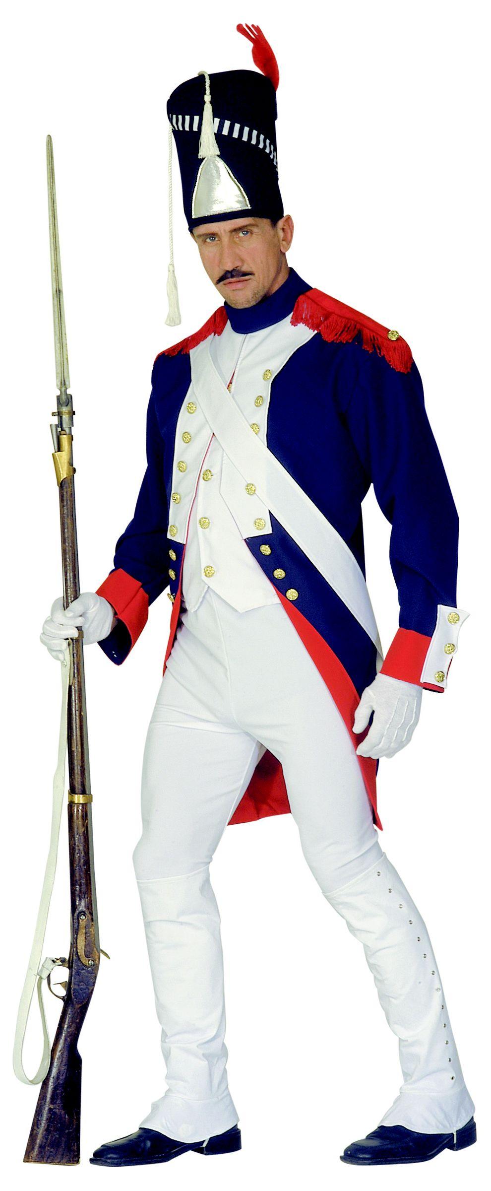 grenadier costume for men. Black Bedroom Furniture Sets. Home Design Ideas