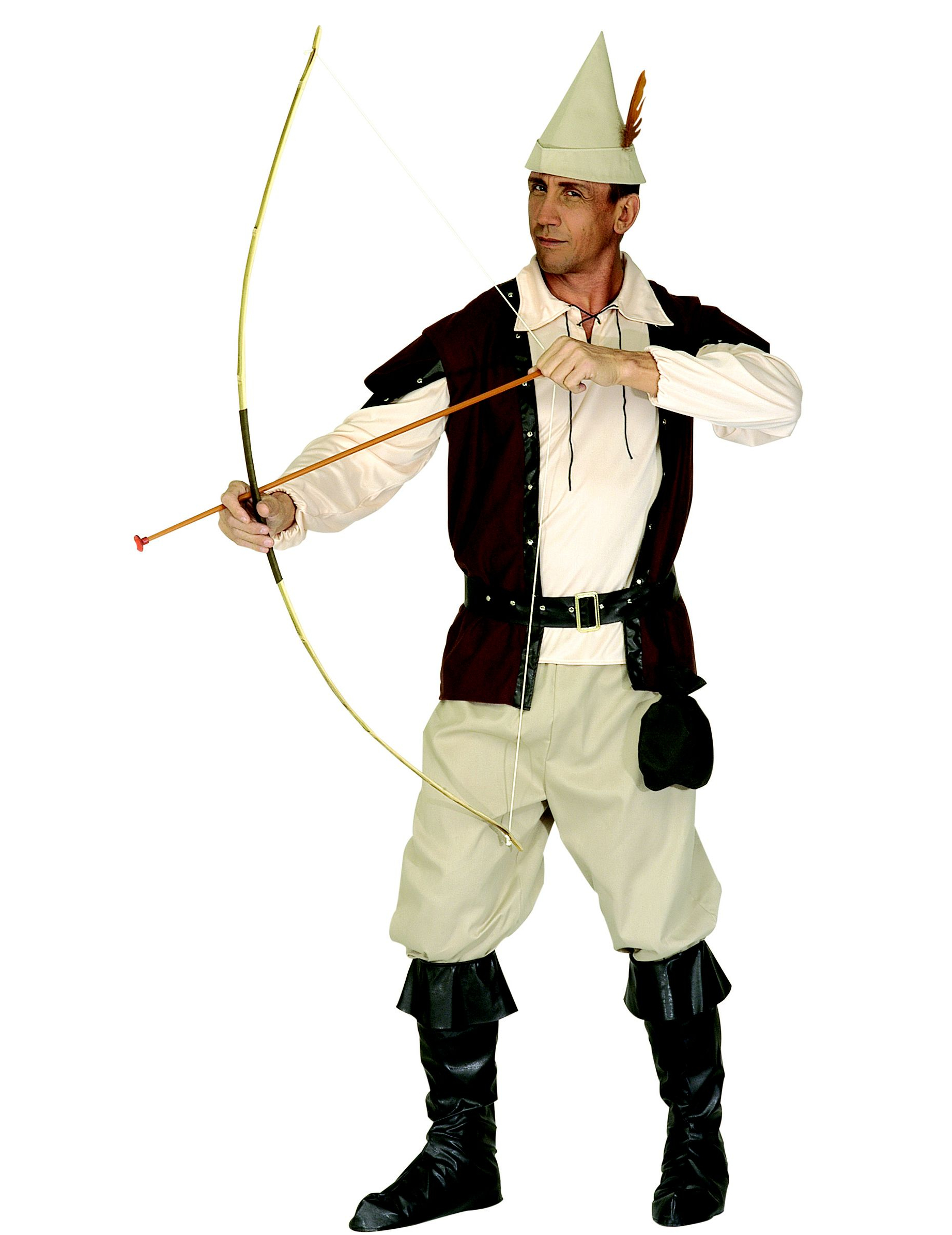 Robin Hood costume for men  Adults Costumes, and fancy  ~ Costume Robin Des Bois
