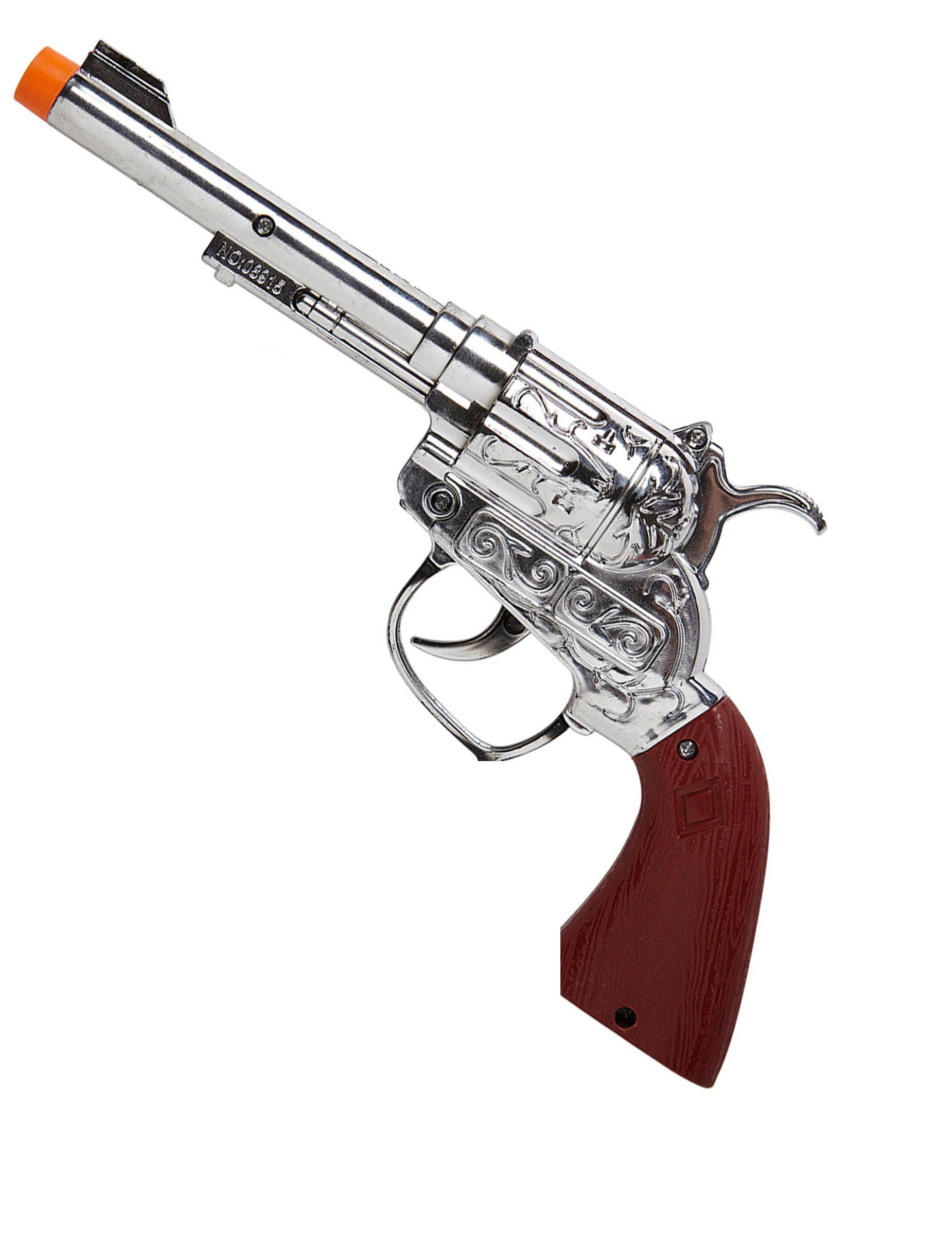 pistolet sonore de cowboy en plastique deguise toi achat de accessoires. Black Bedroom Furniture Sets. Home Design Ideas