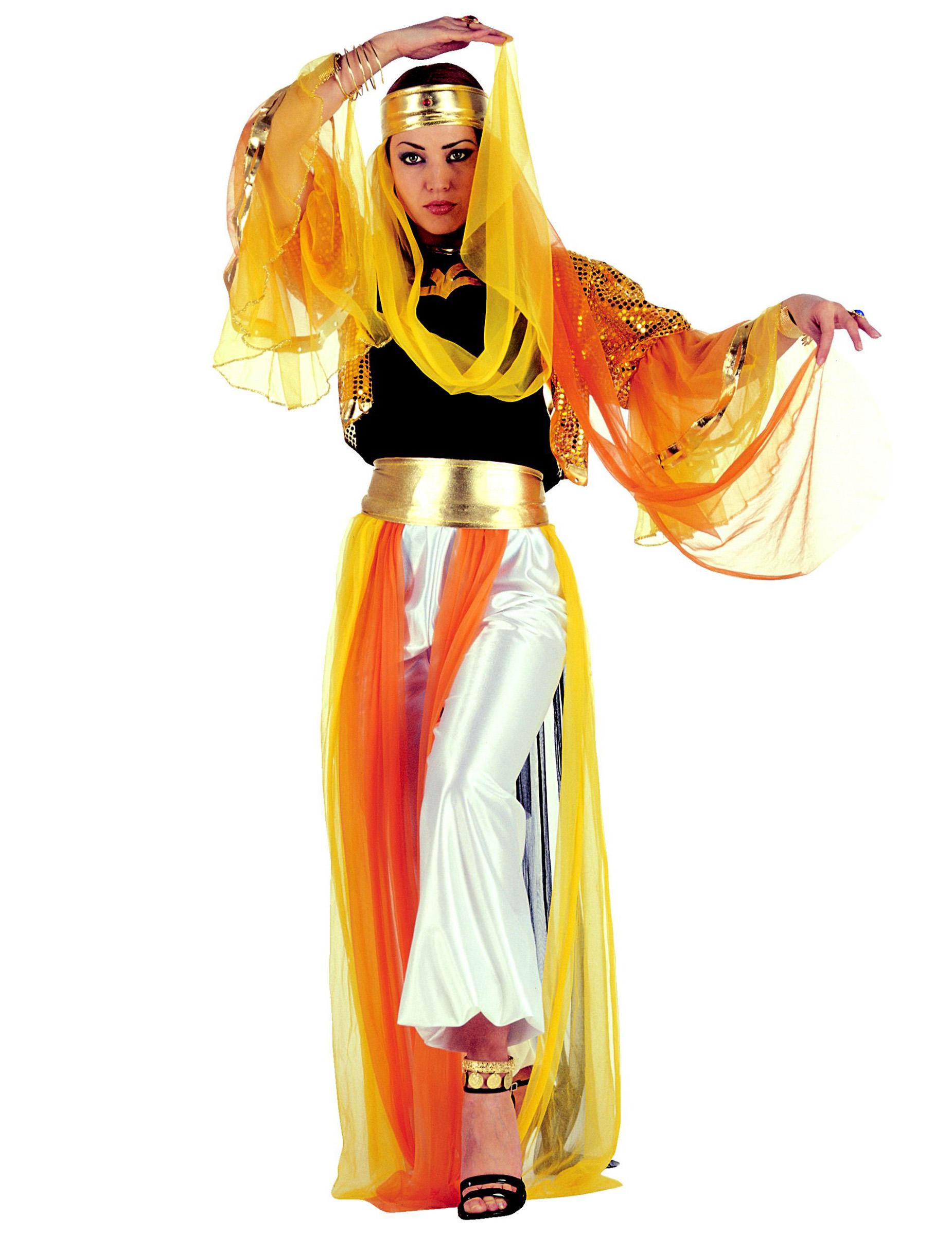 déguisement femme orientale