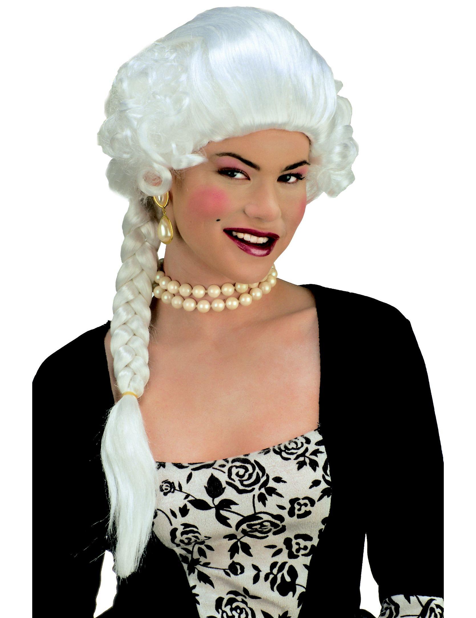 Perruque duchesse femme : Deguise-toi, achat de Perruques