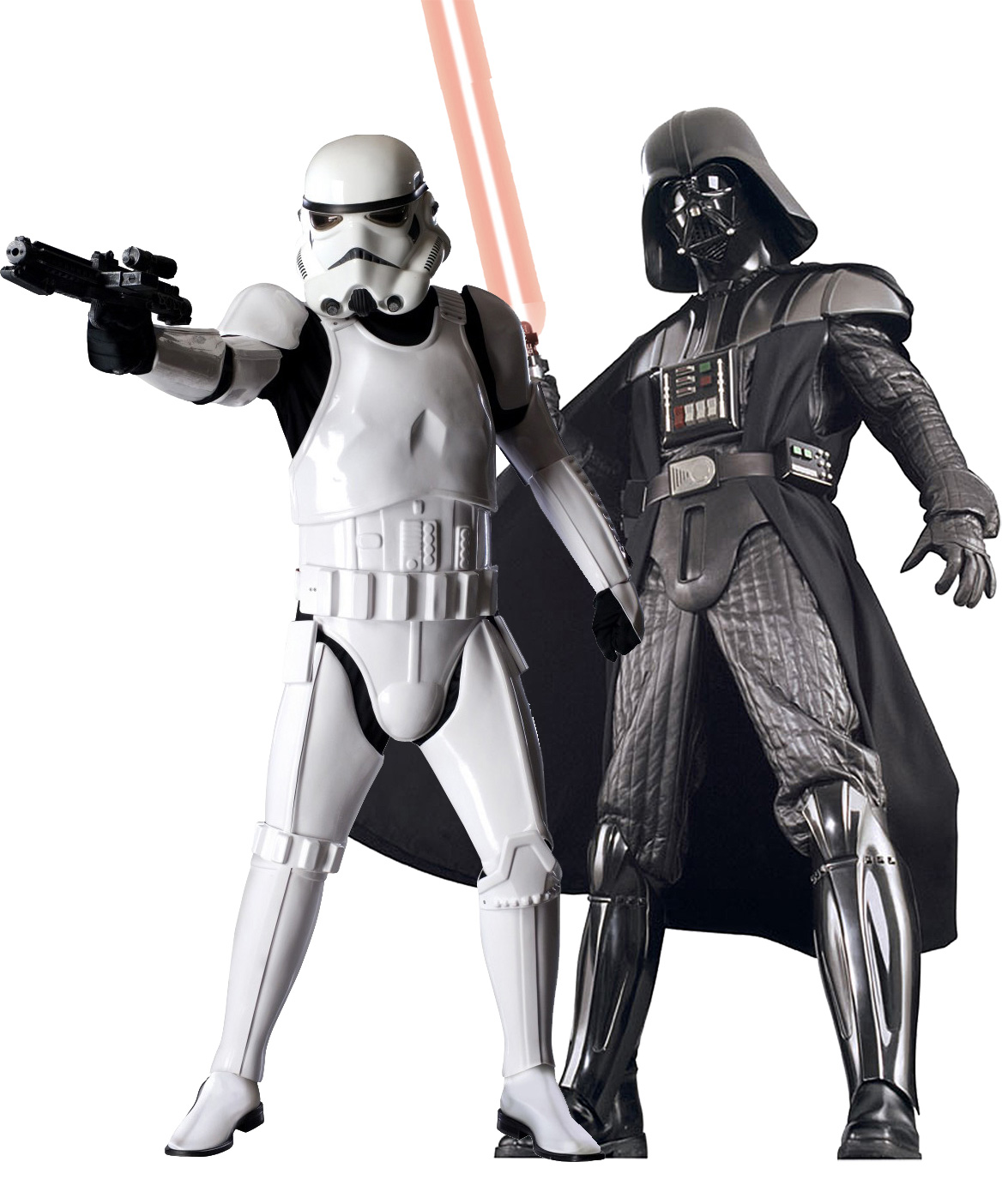 Couple suprême édition dark vador stormtrooper star wars