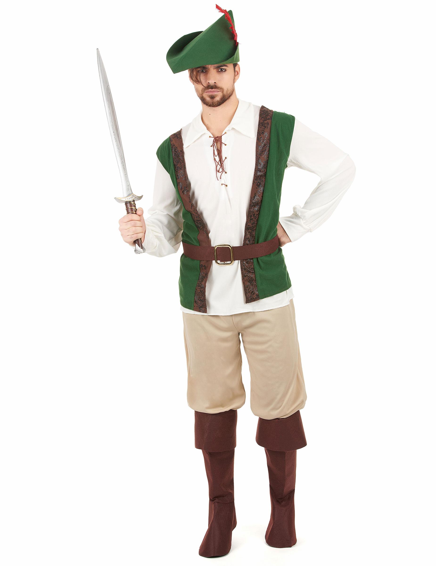 Robin Hood costume ~ Costume Robin Des Bois