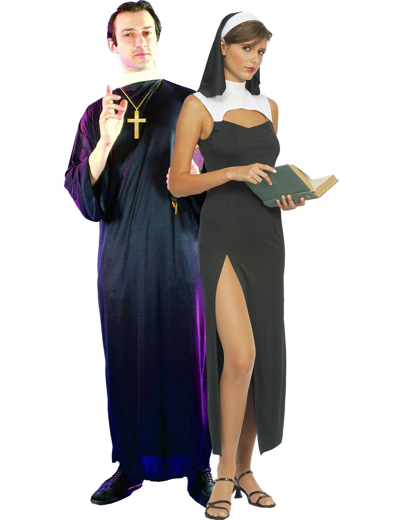 Priester hat Sex mit Nonne