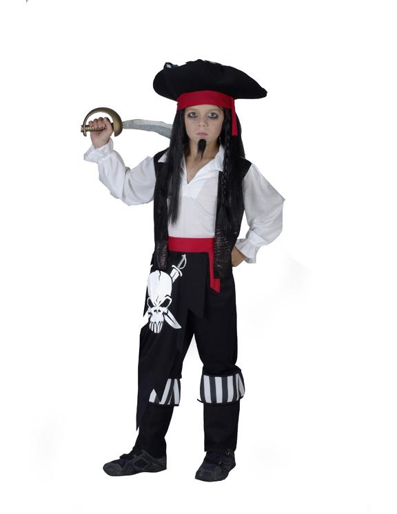 Como hacer un chaleco de pirata para niños - Imagui