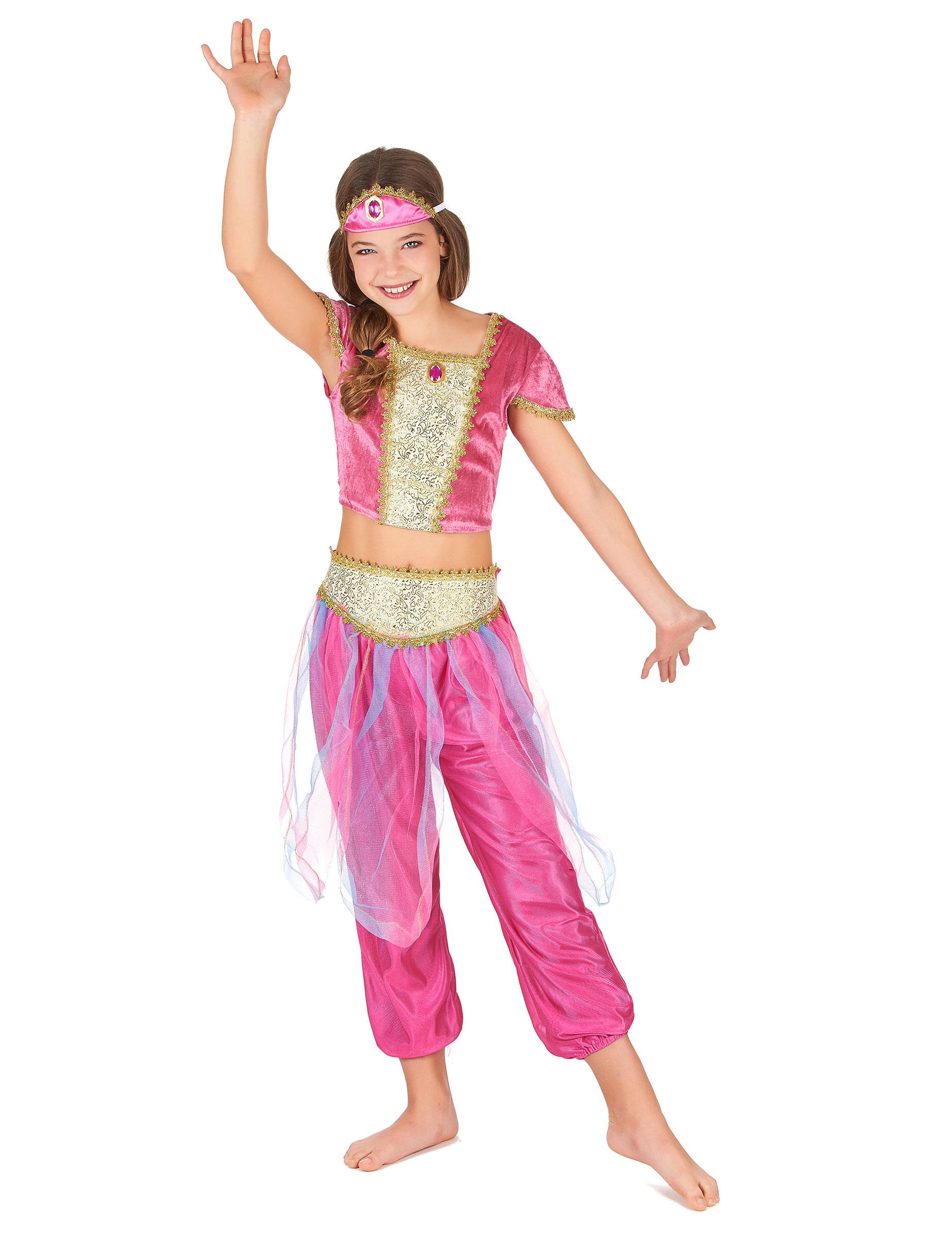 deguisement danseuse orientale fille