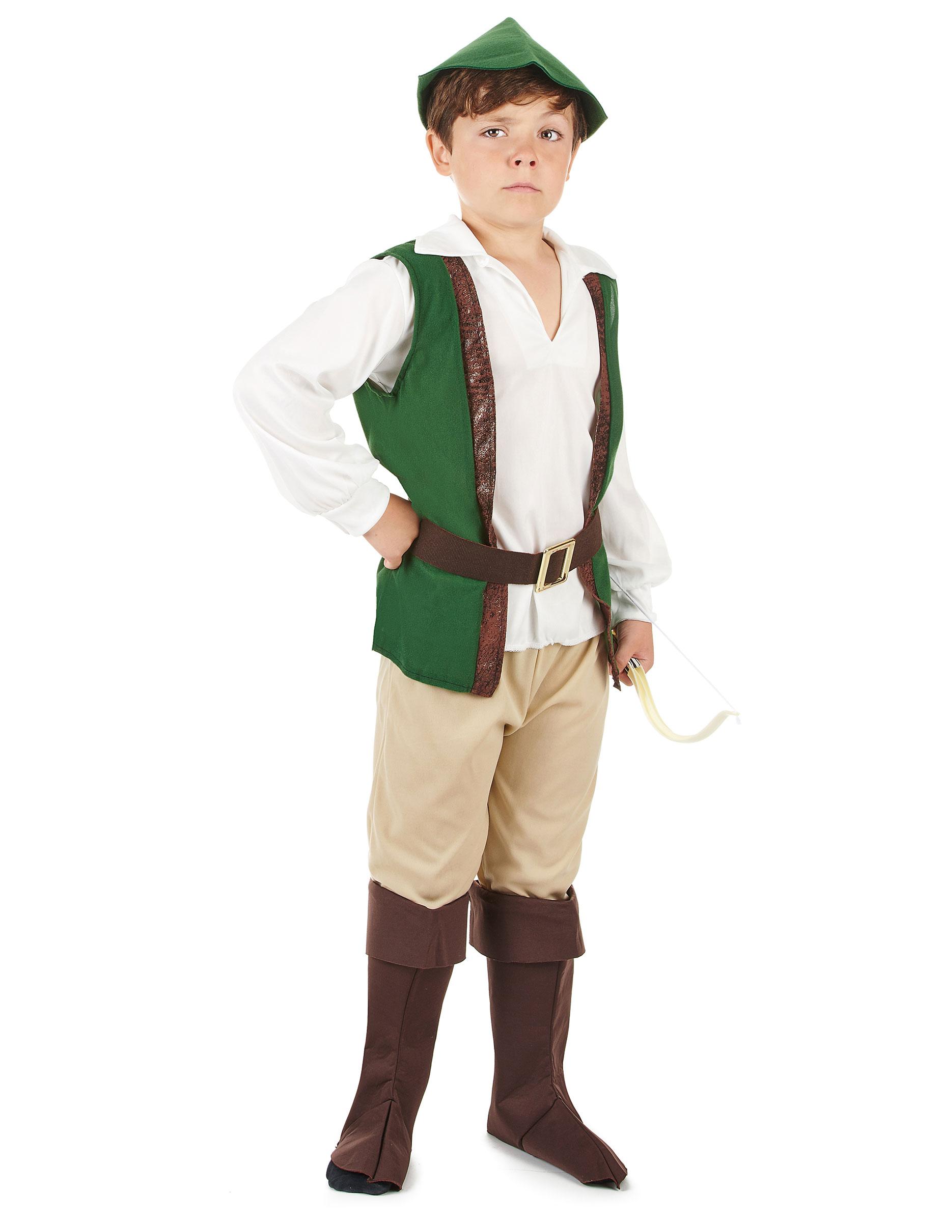 Déguisement garçon des bois # Déguisement Robin Des Bois Garçon