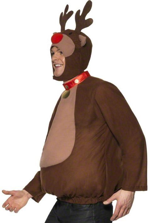 christmas reindeer costume for adults. Black Bedroom Furniture Sets. Home Design Ideas