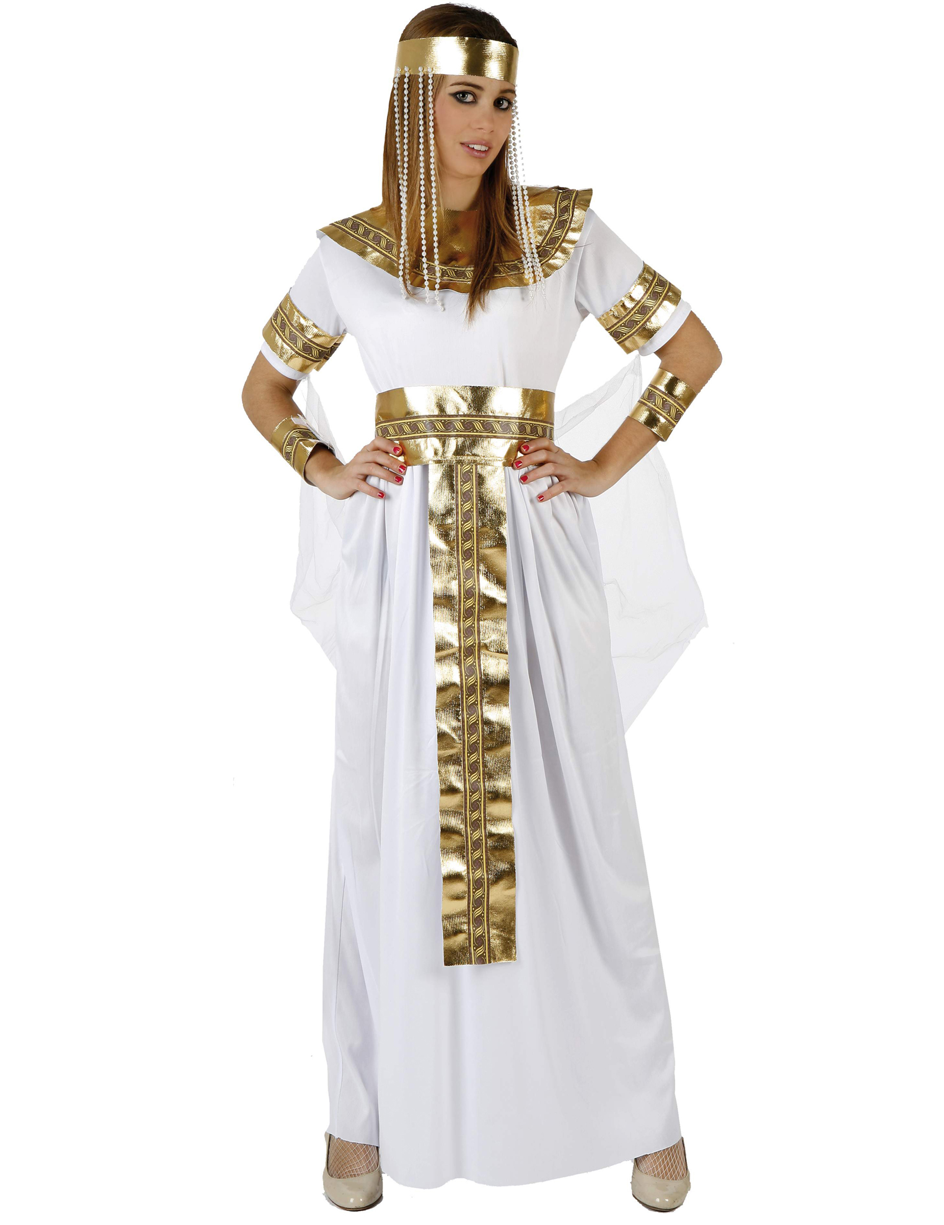 Egyptian queen costume for women - Deguisement horreur femme ...
