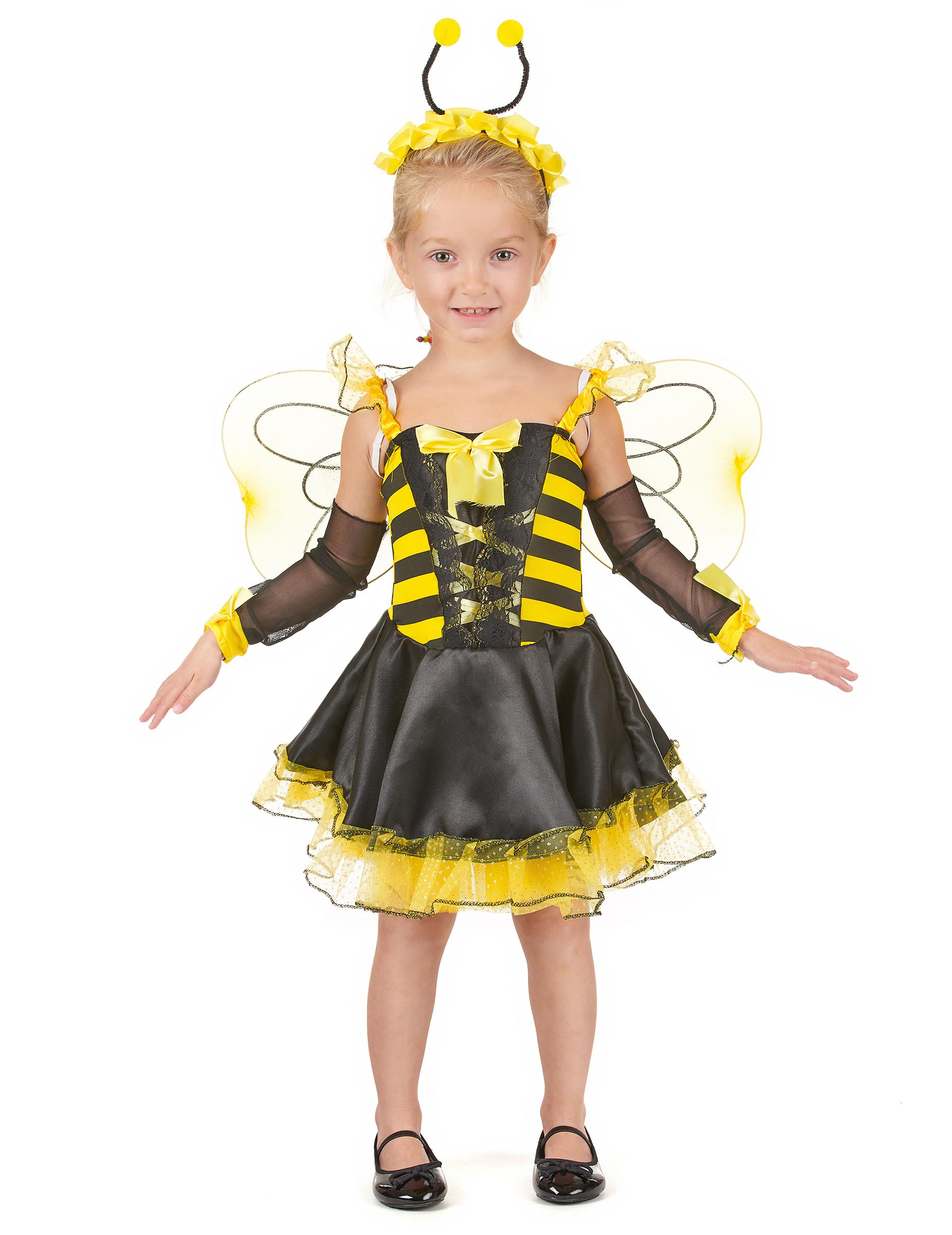 D guisement abeille fille achat de d guisements enfants - Deguisement petite fille ...