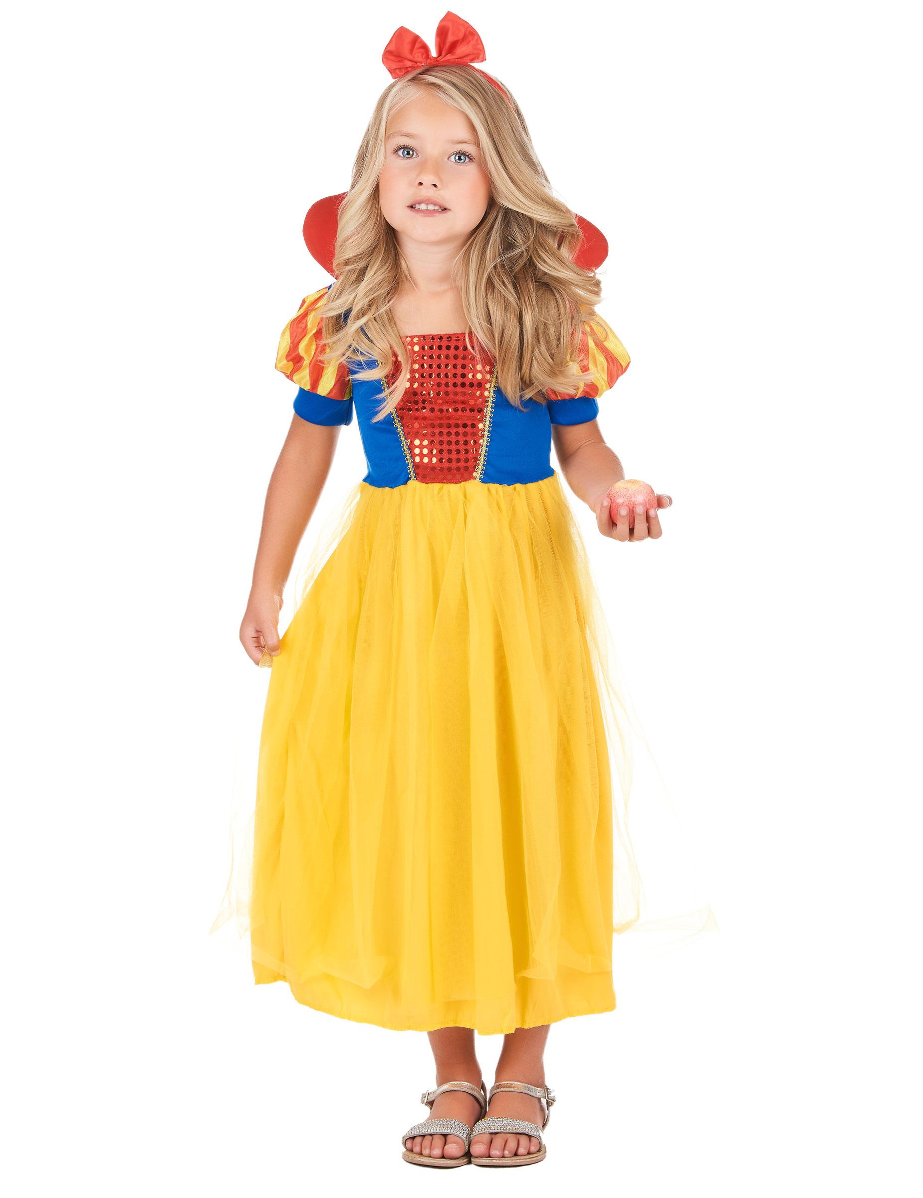 déguisement fille 2 ans princesse