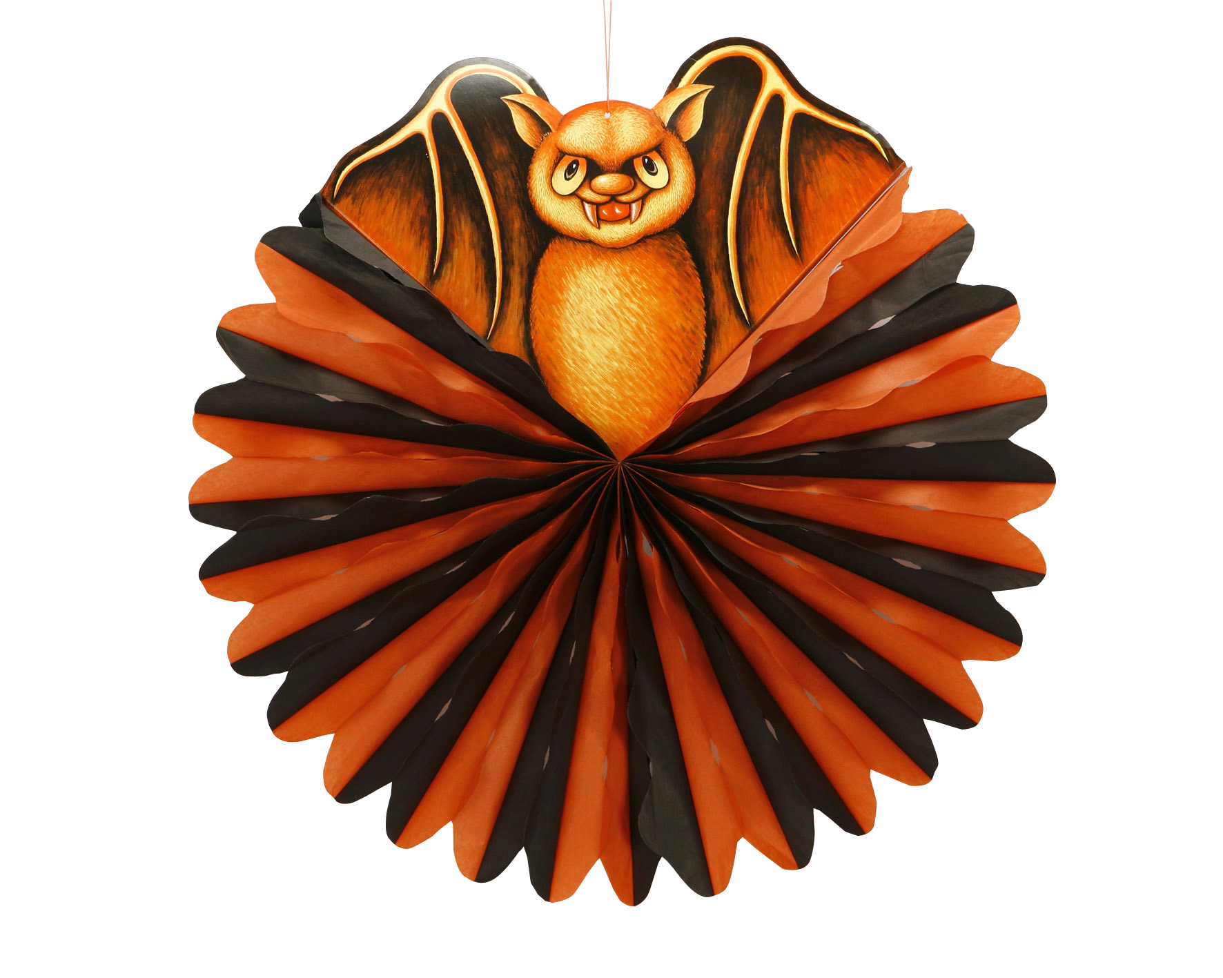 Halloween bat decoration ball decorations and fancy - Deco halloween chauve souris ...