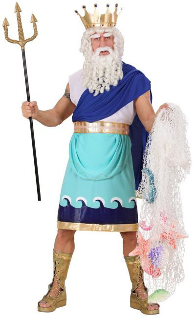 Poseidon costume for men : Adults Costumes, and fancy ...