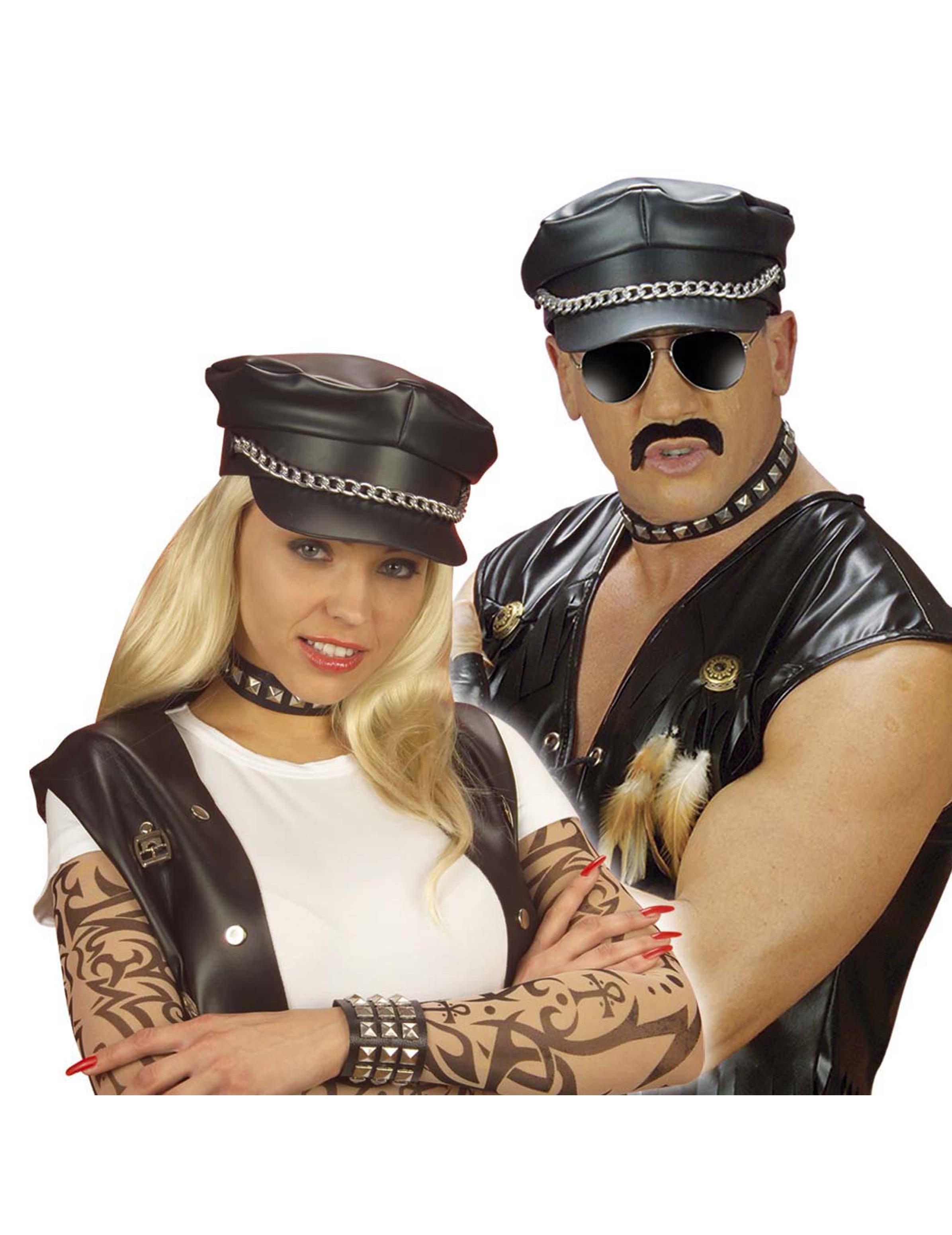biker couple costume - photo #4