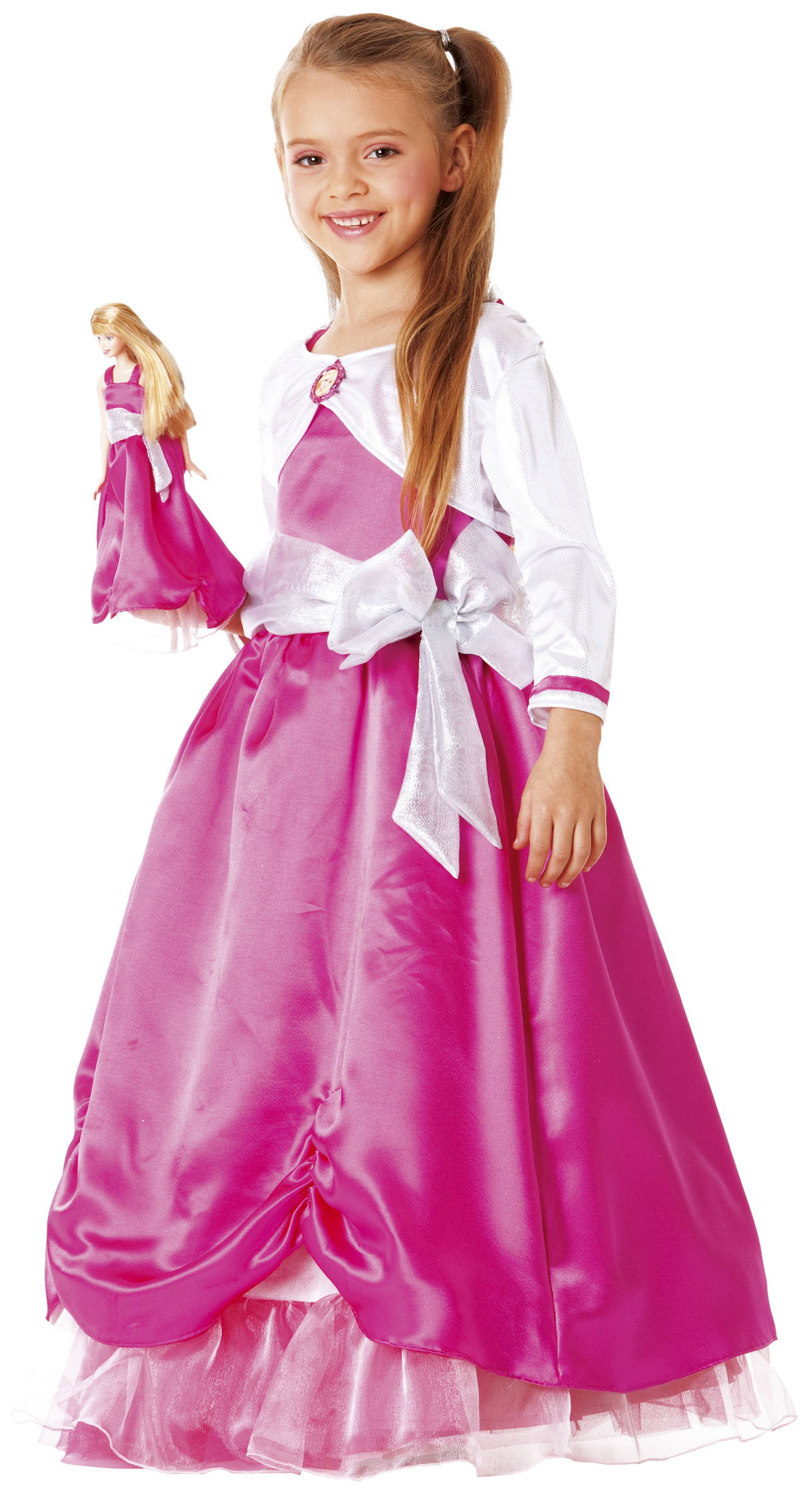 Officially licensed barbie princess dress - Barbie en princesse ...