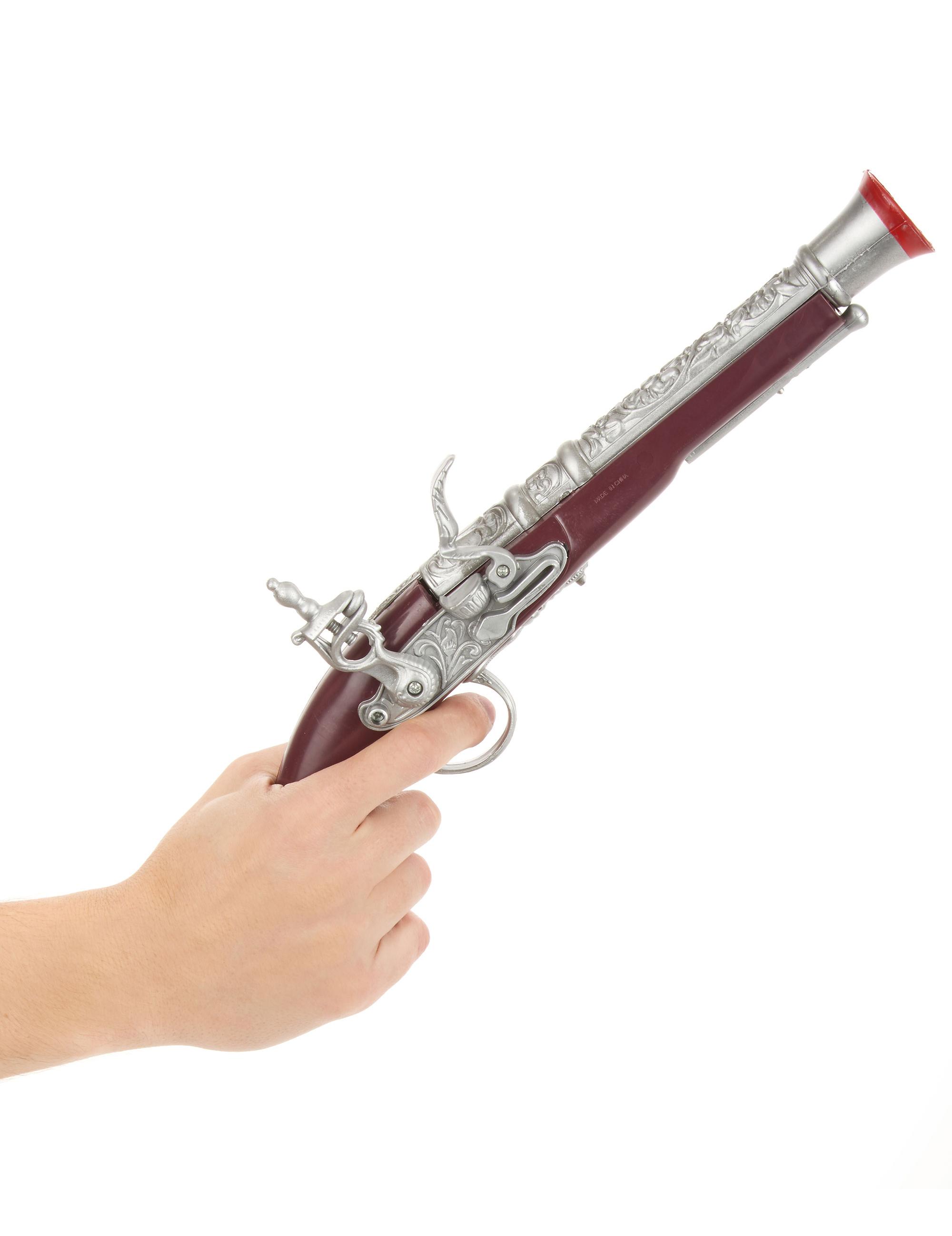 pistolet pirate en plastique deguise toi achat de accessoires. Black Bedroom Furniture Sets. Home Design Ideas