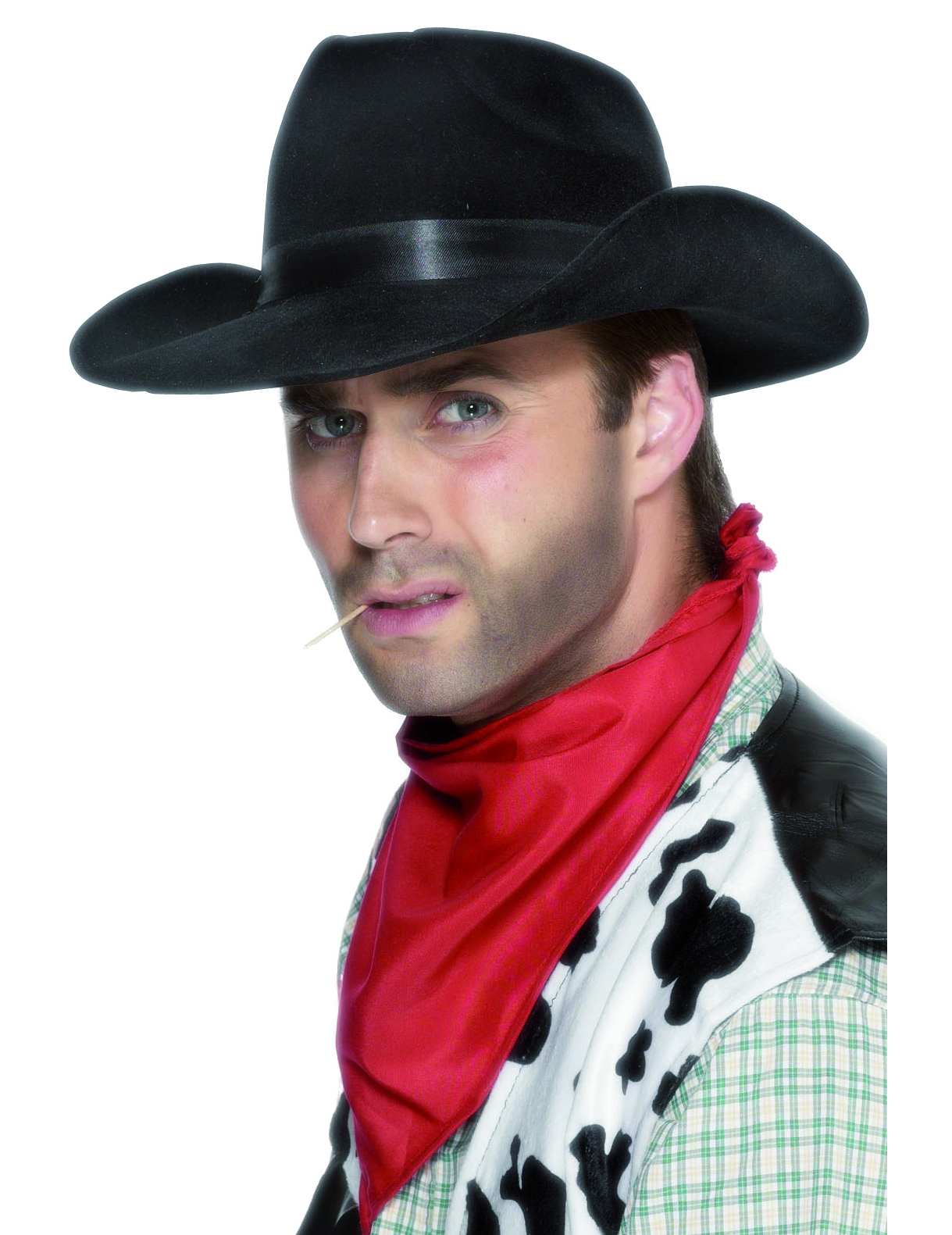 maquillage cowboy