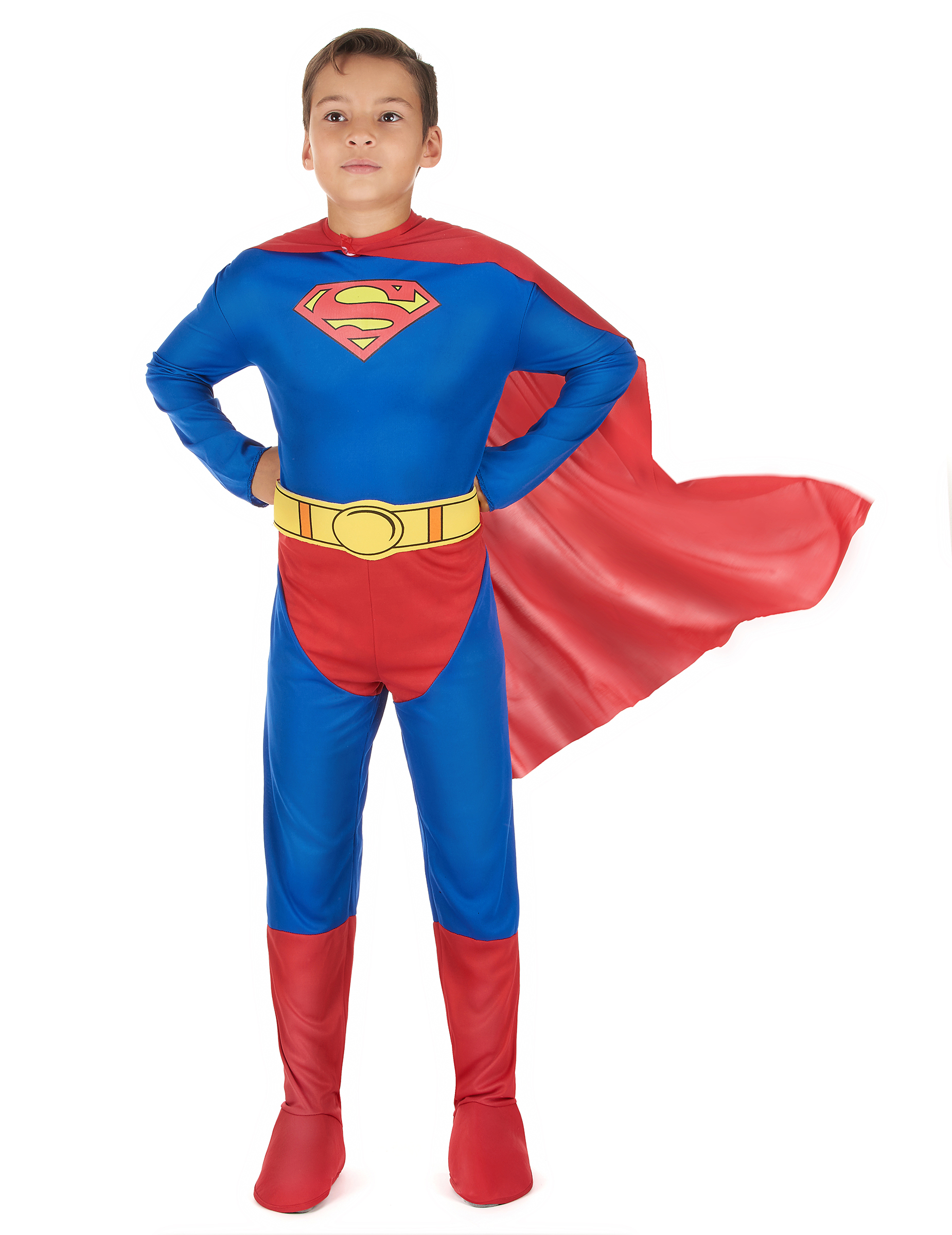 Disfraz Superman Niño Musculoso Disfraz de Superman™ Para Niño