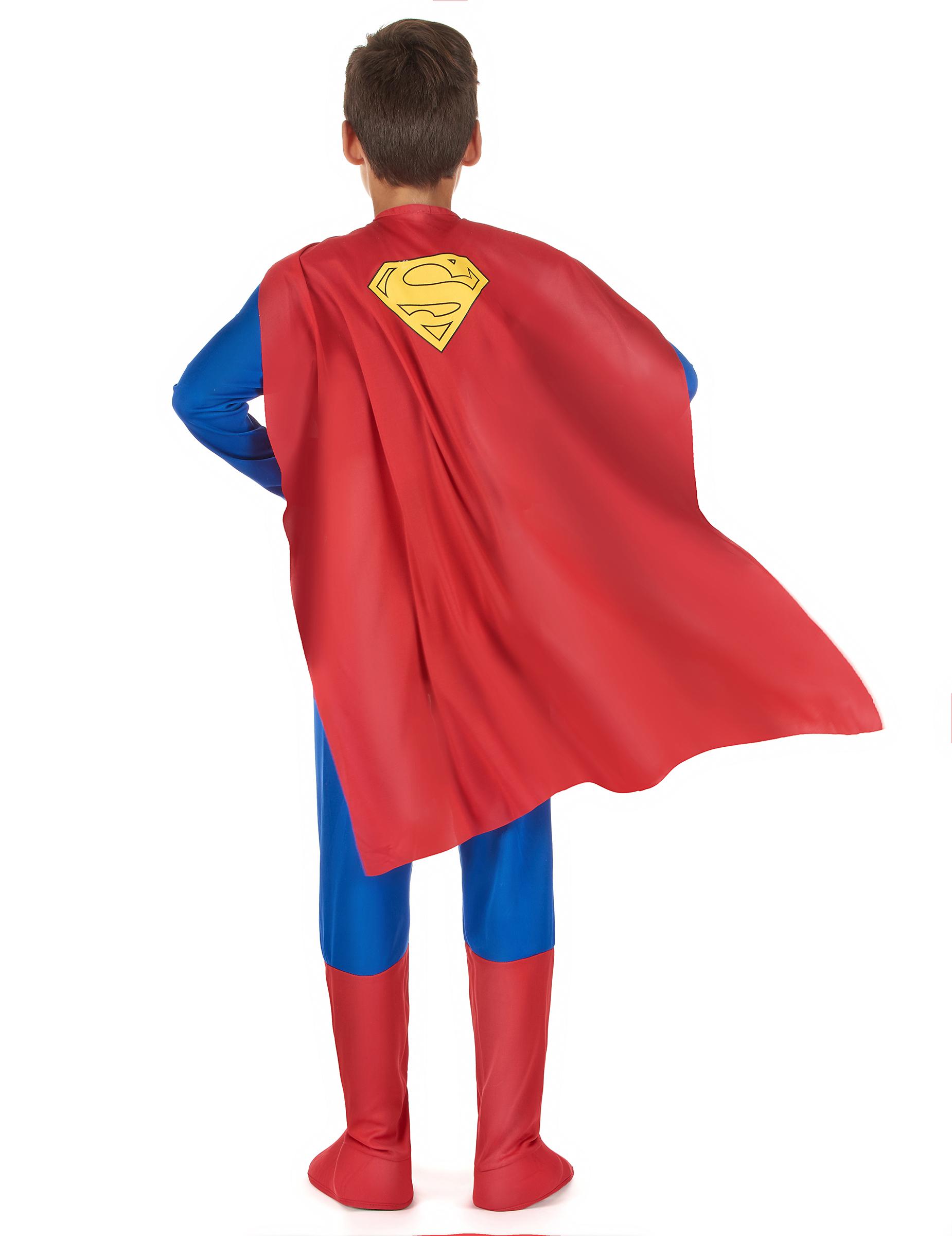 d guisement superman gar on pas cher. Black Bedroom Furniture Sets. Home Design Ideas