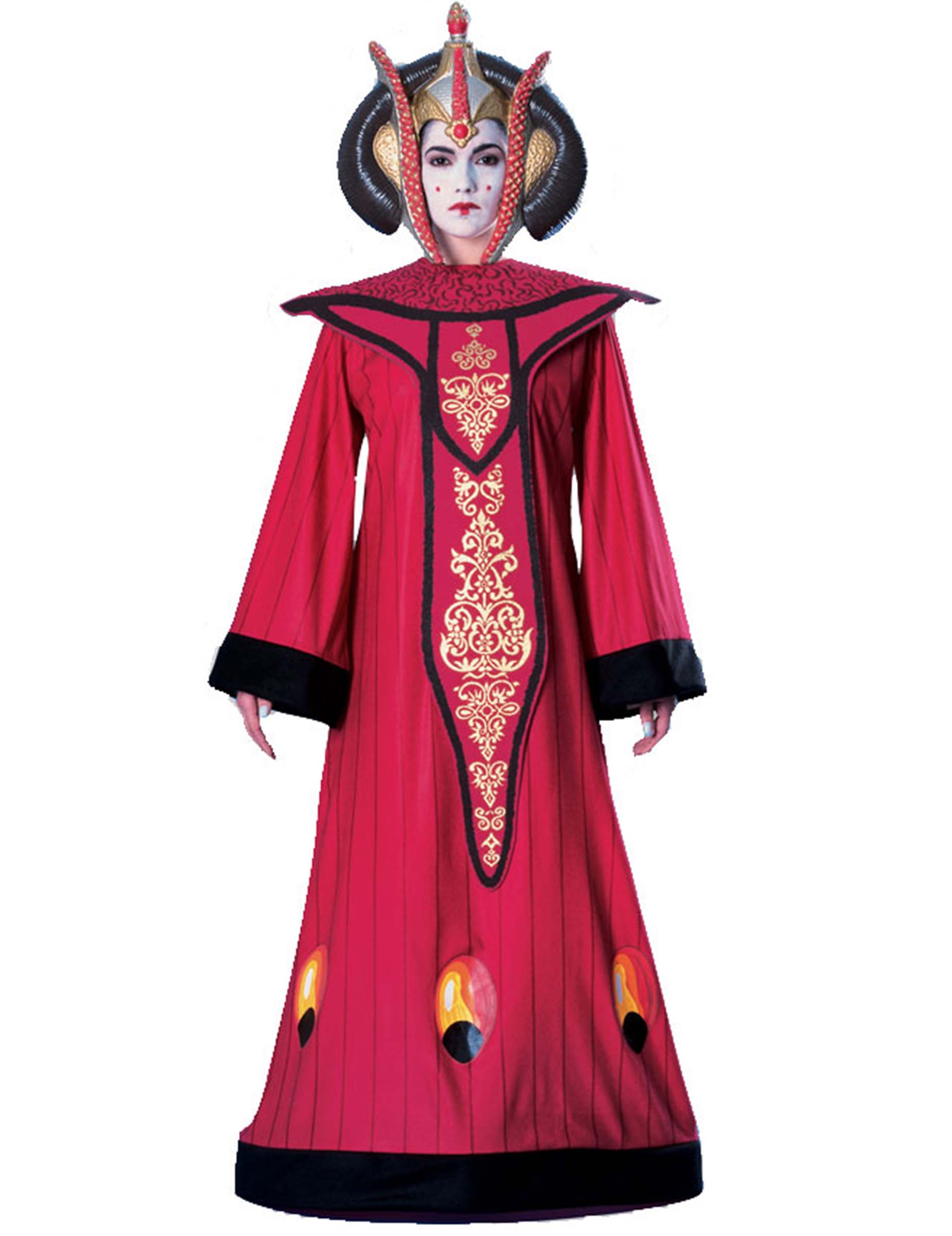 d guisement luxe reine amidala star wars femme deguise toi achat de d guisements adultes. Black Bedroom Furniture Sets. Home Design Ideas