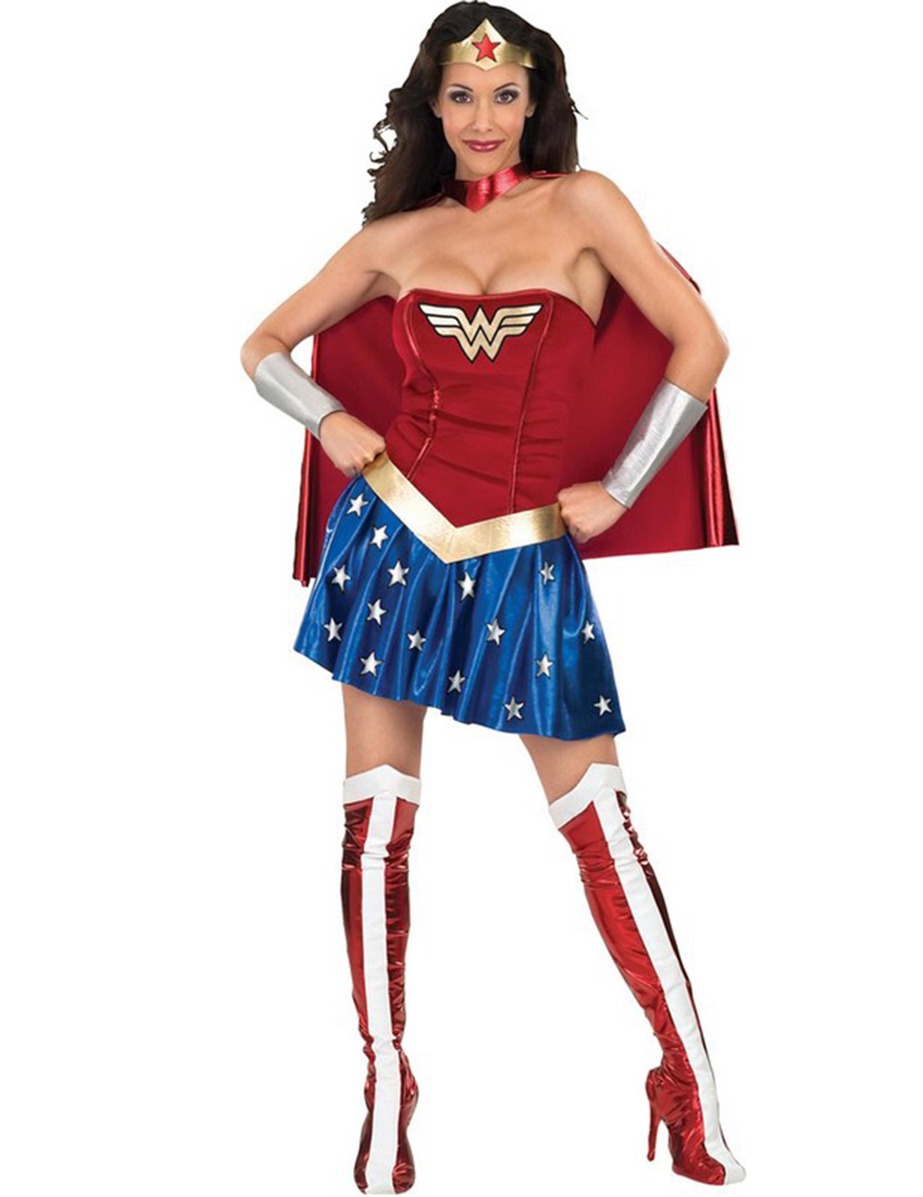 déguisement fille super heroine