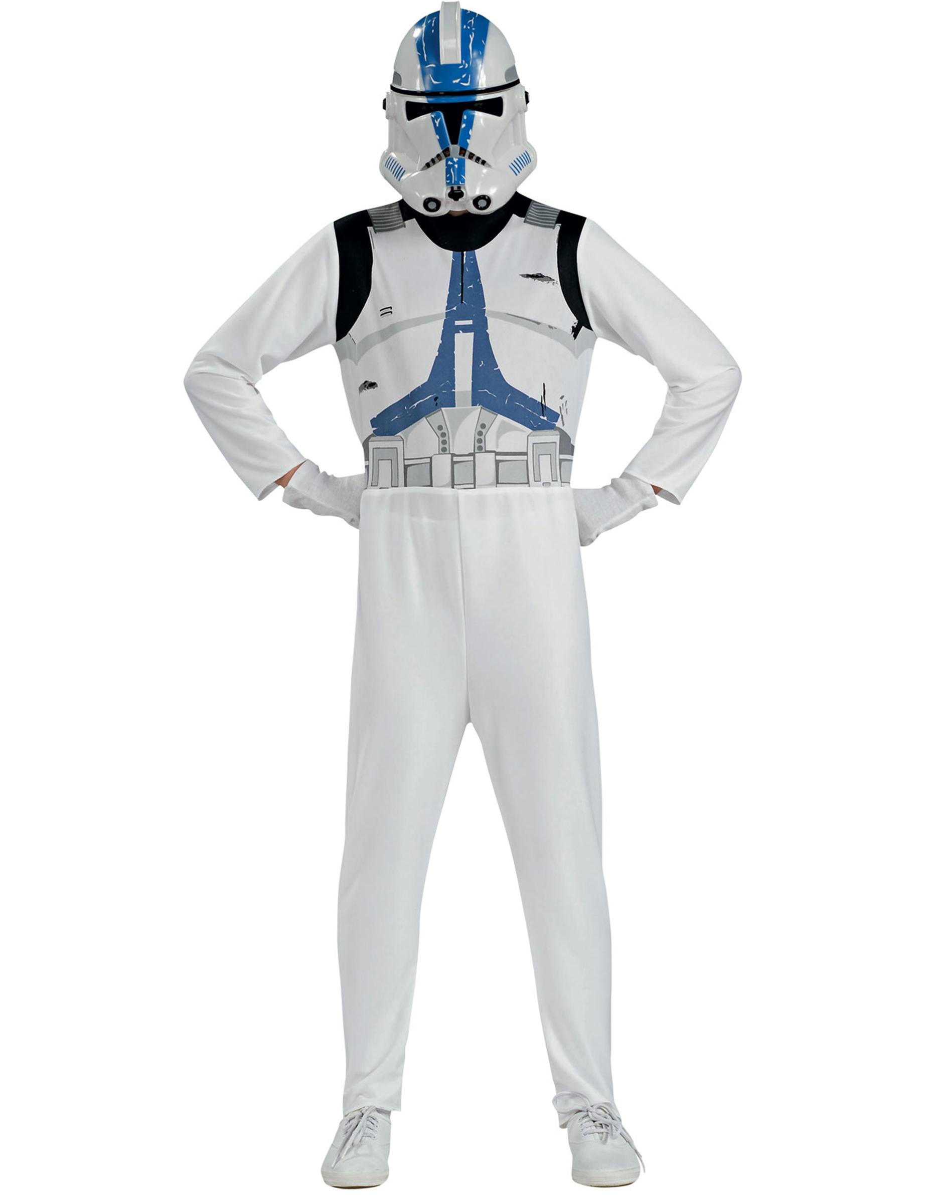 d guisement clone trooper star wars gar on deguise toi. Black Bedroom Furniture Sets. Home Design Ideas