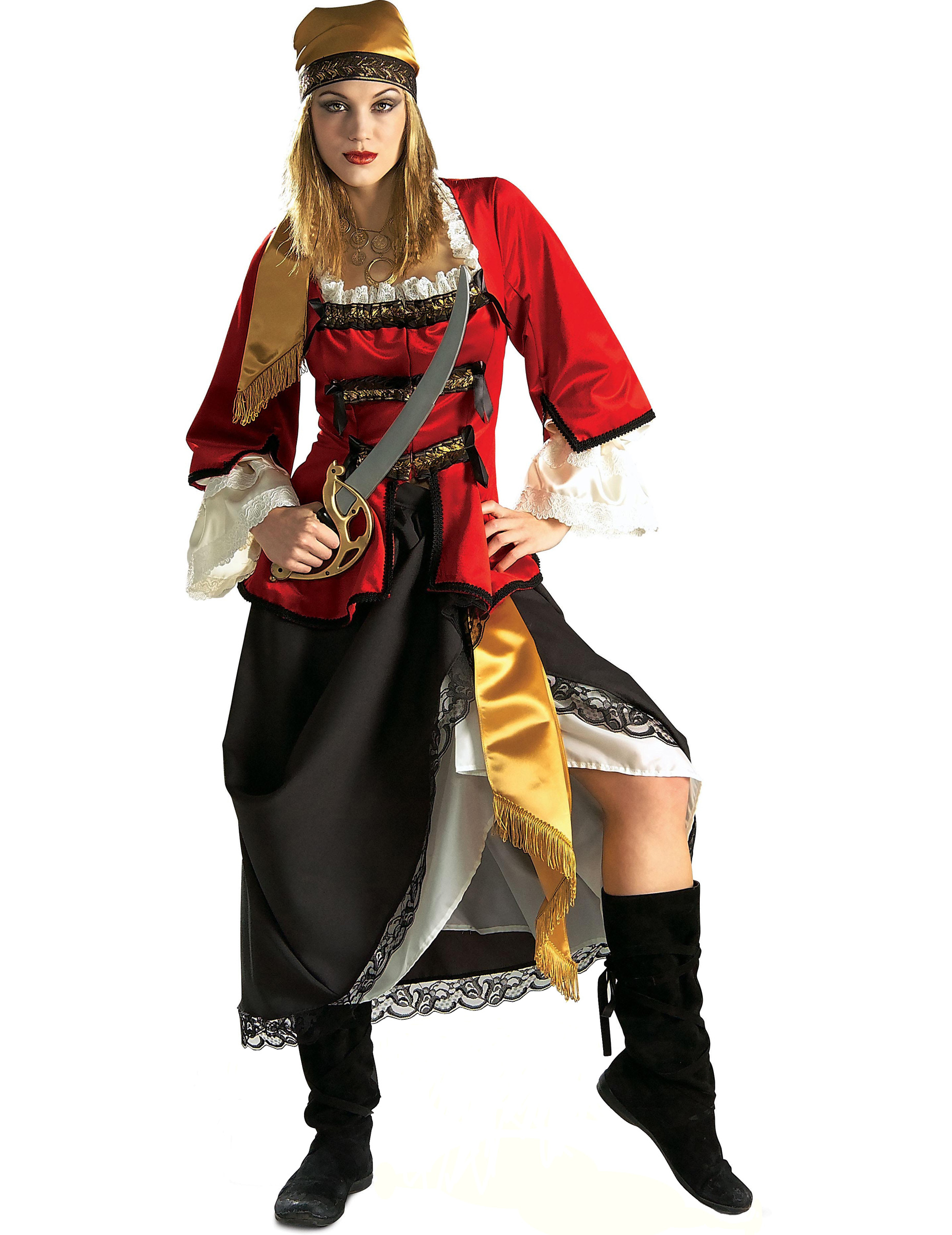 pirate costume for women adults costumes and fancy. Black Bedroom Furniture Sets. Home Design Ideas